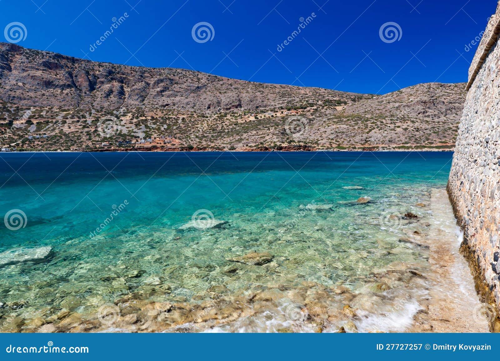 Die Inselfestung von Spinalonga