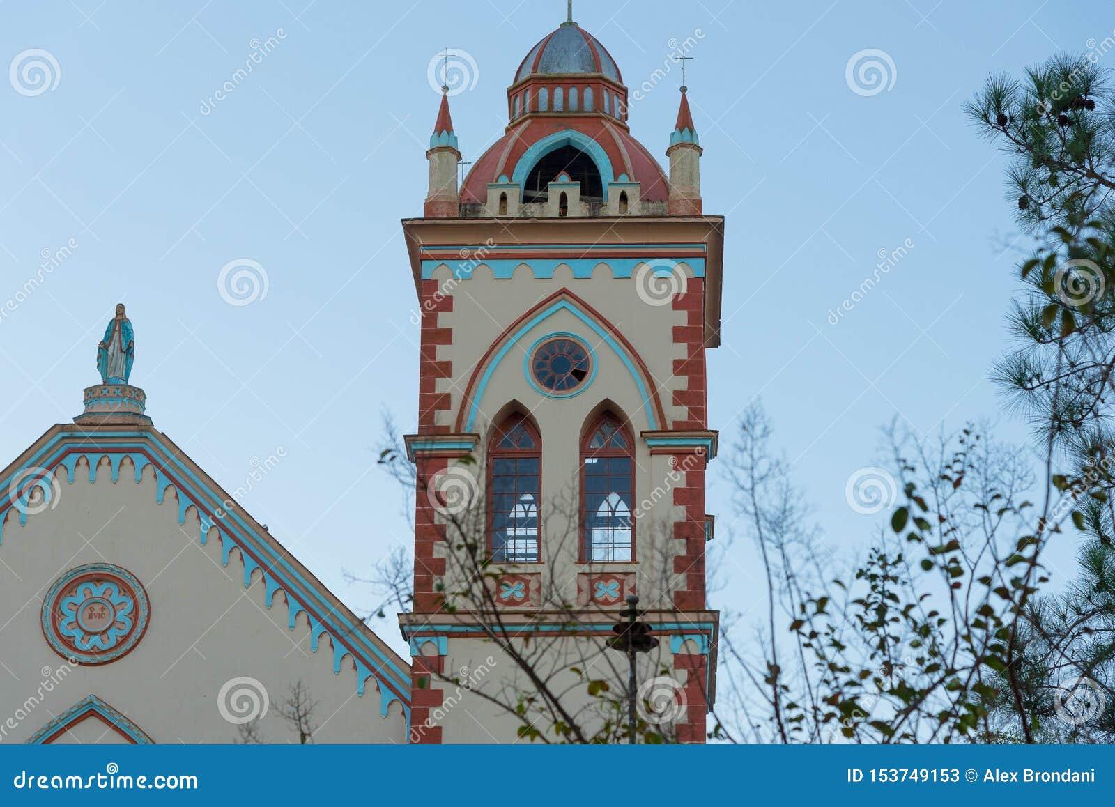 Die Kirchtürme und die heiligen 04