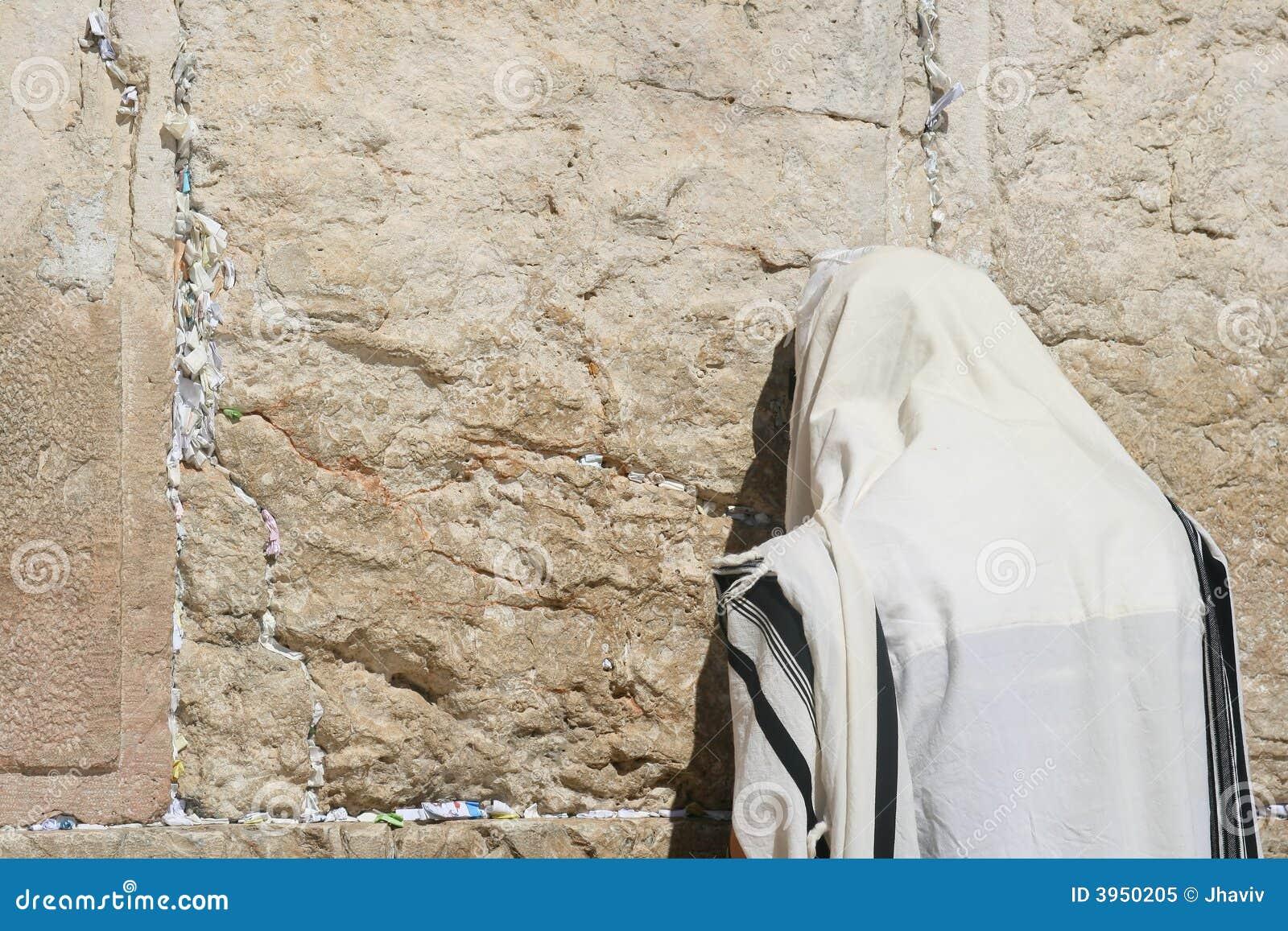 Die Klagemauer, Jerusalem