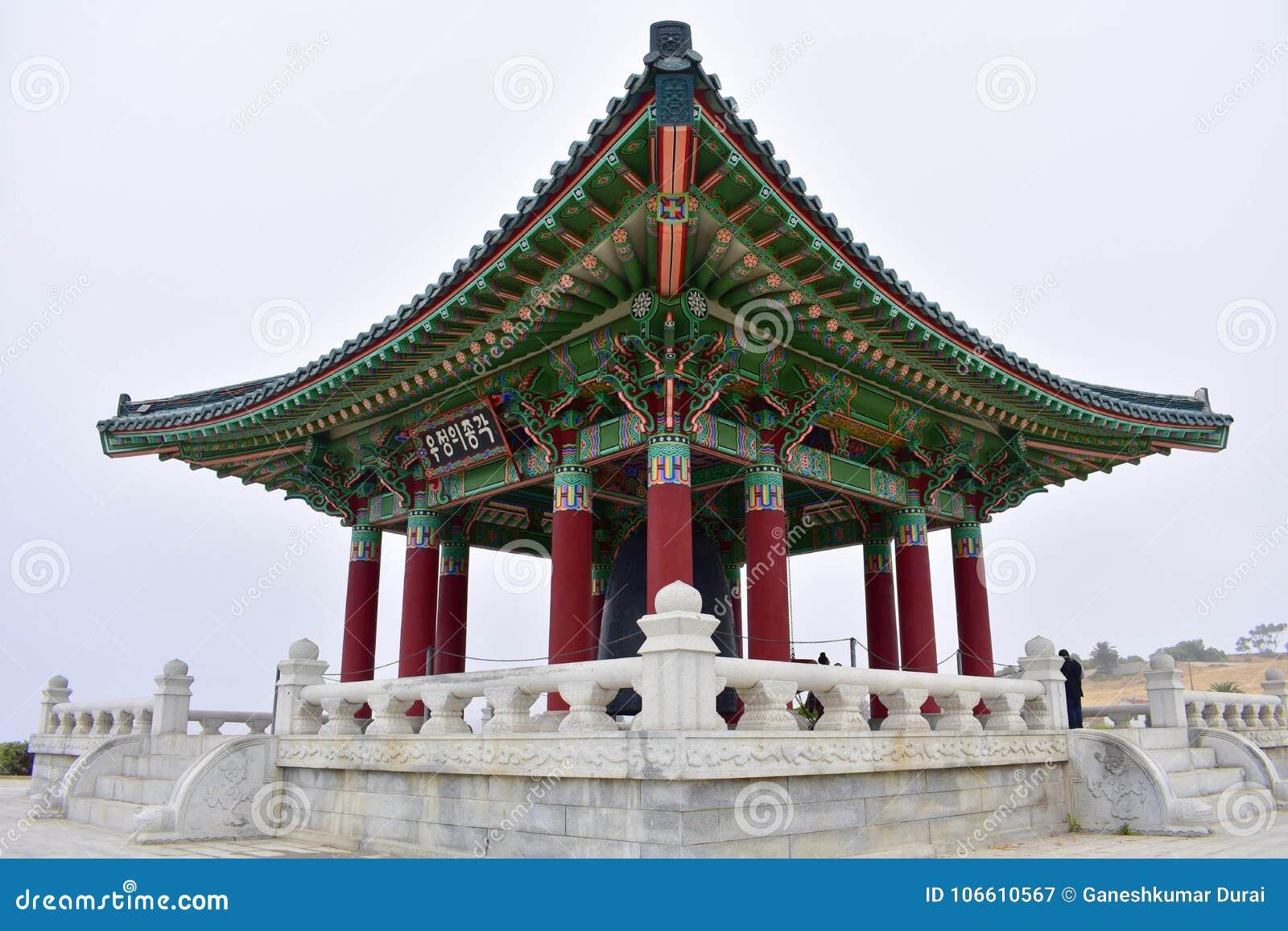 Die koreanische Bell der Freundschaft