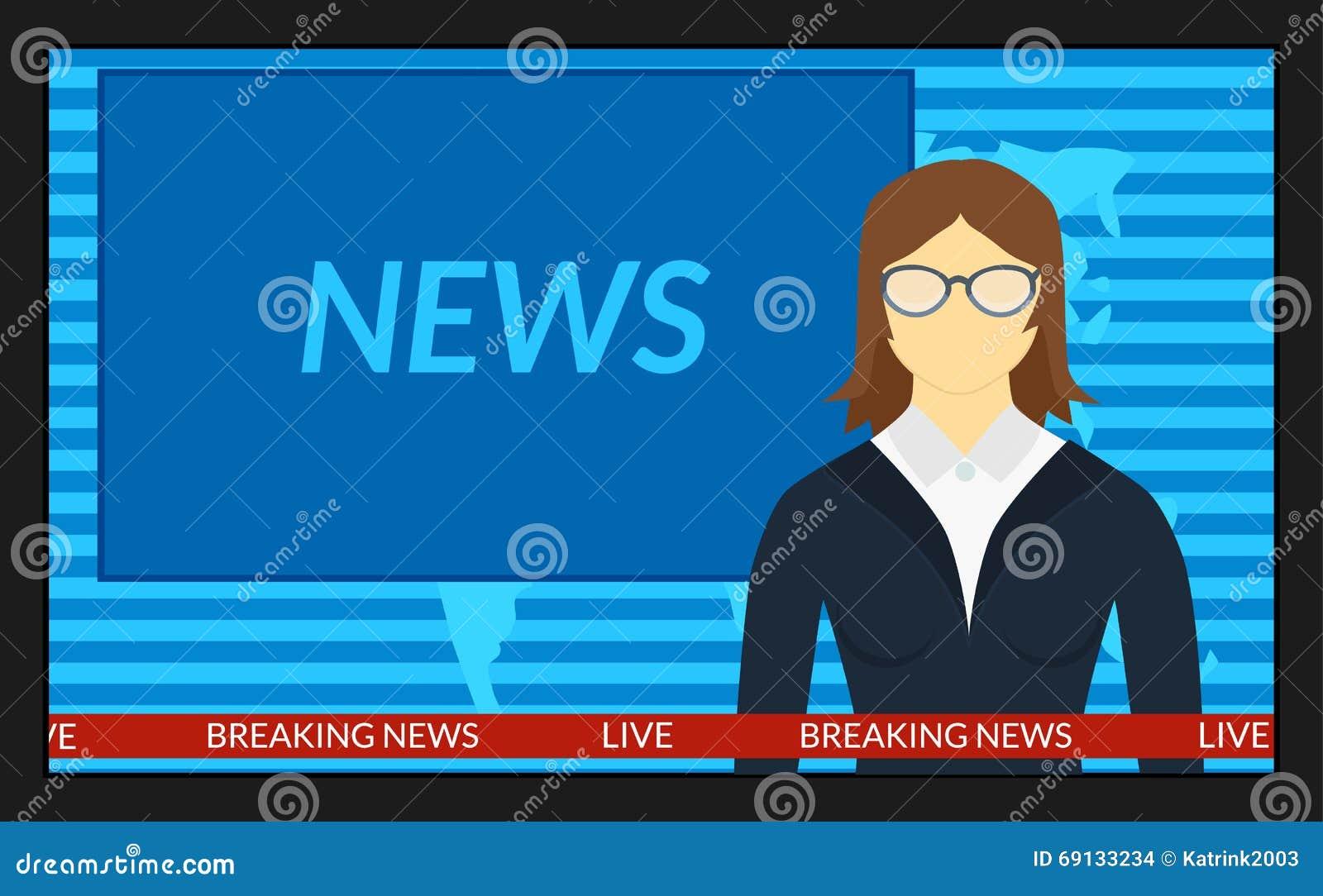 Nachrichten Fernsehen
