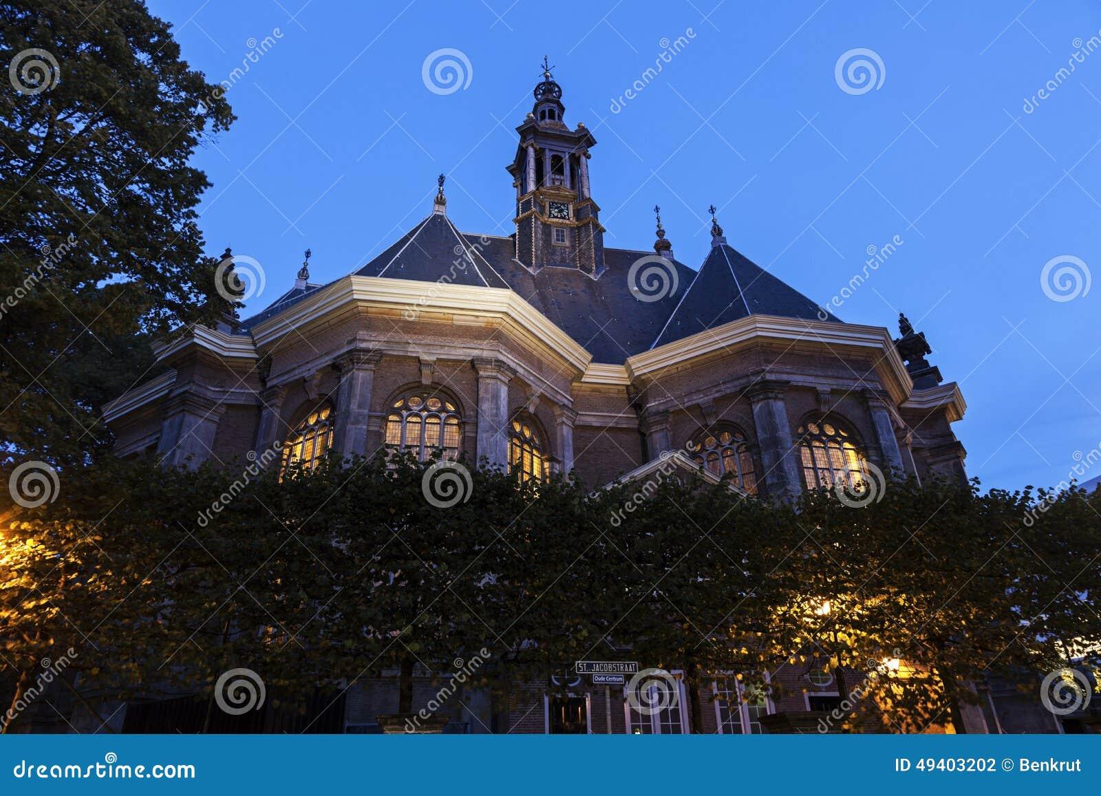 Download Die neue Kirche stockfoto. Bild von süd, holland, hague - 49403202
