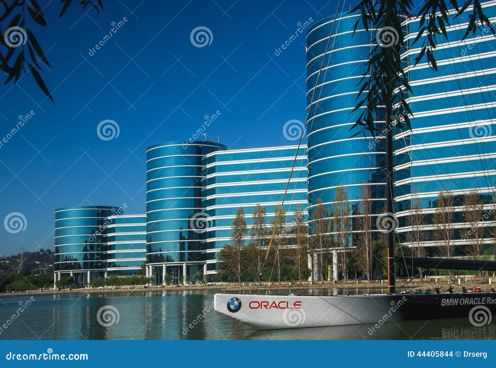 Die Oracle-Hauptsitze