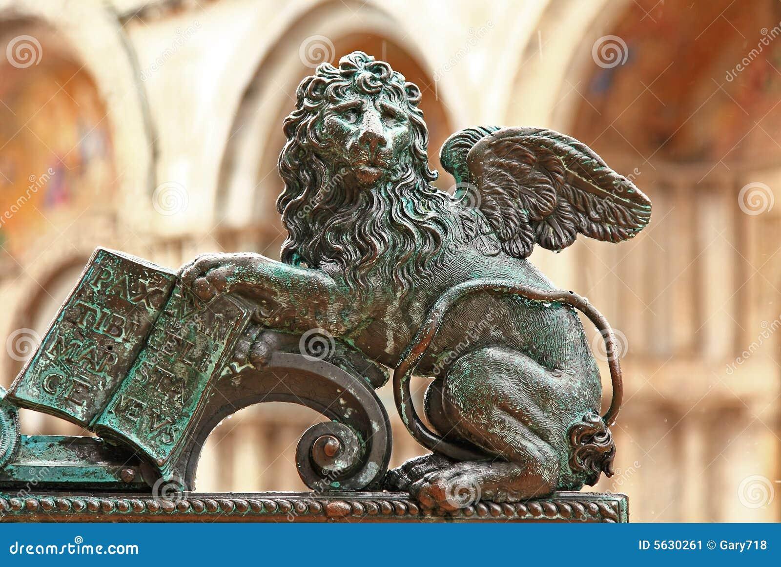 Die Piazza Venedig San-Marco