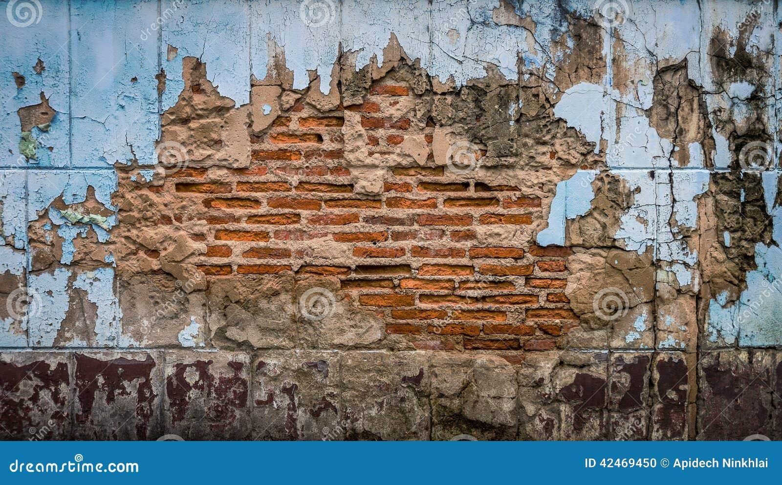 Die Ruinenwand