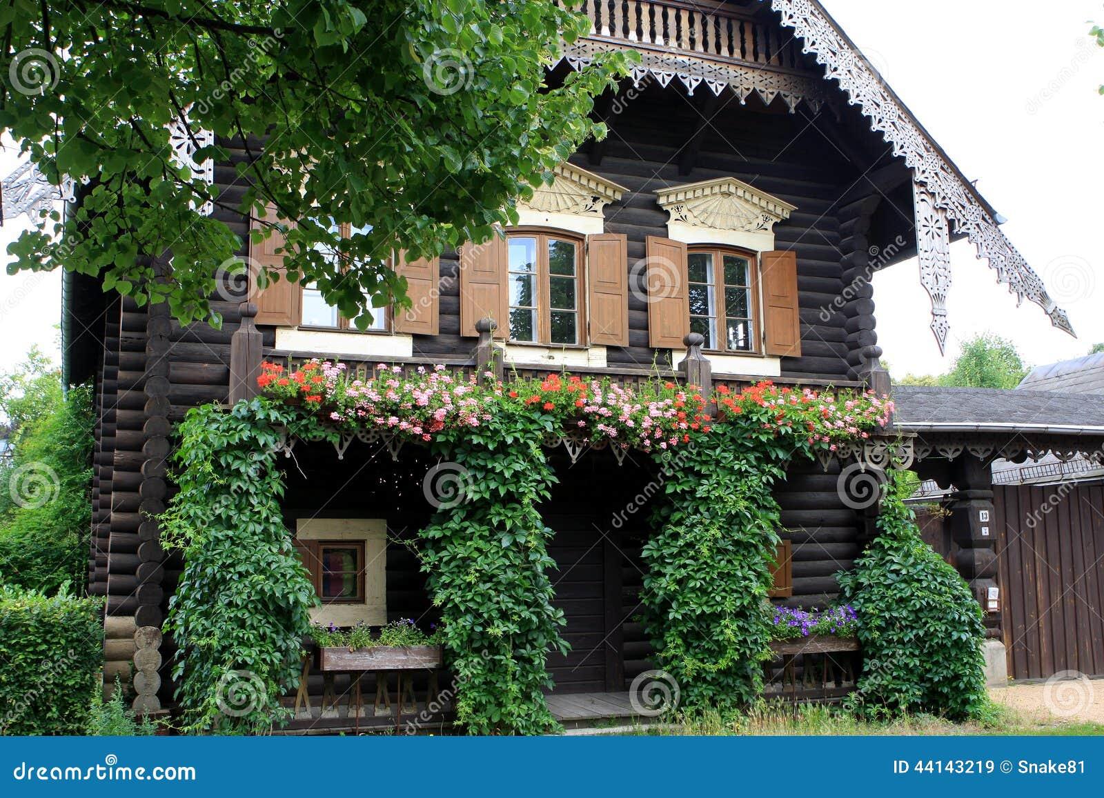 die russische kolonie alexandrowka potsdam stockfoto bild 44143219. Black Bedroom Furniture Sets. Home Design Ideas