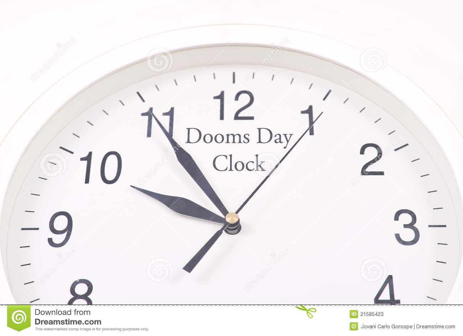 Die Schicksal-Tagesborduhr