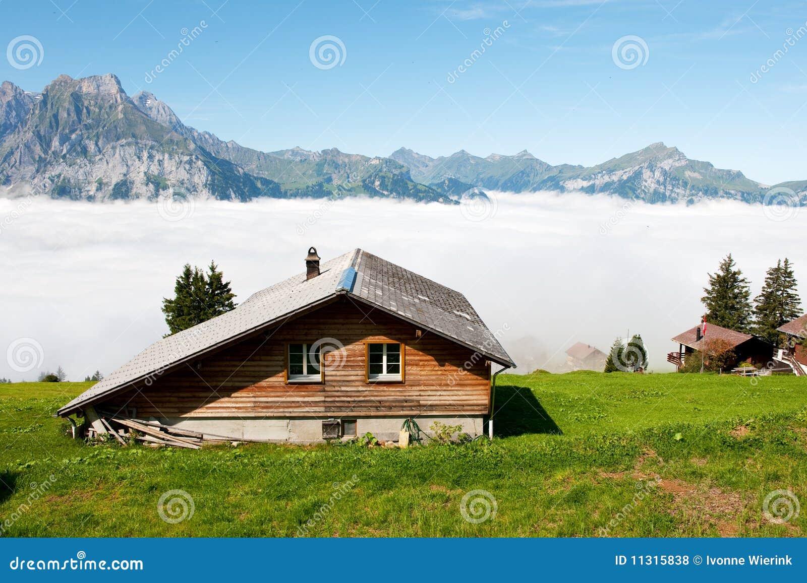 Die Schweiz in den Bergen