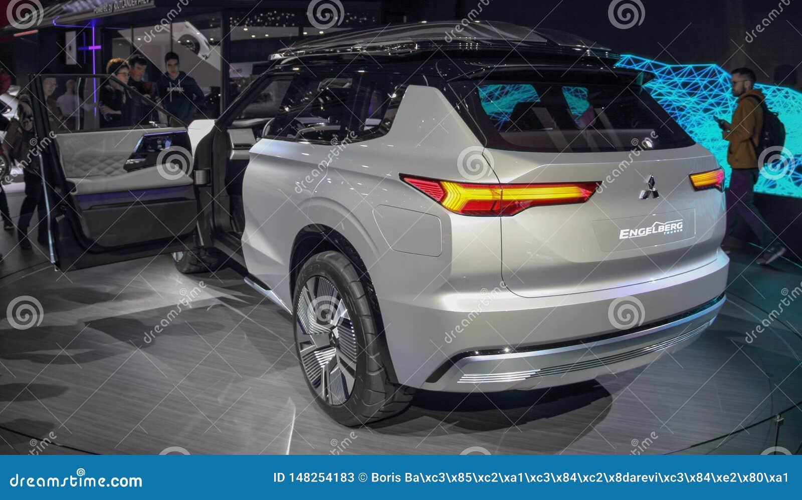 Automobilausstellung Genf