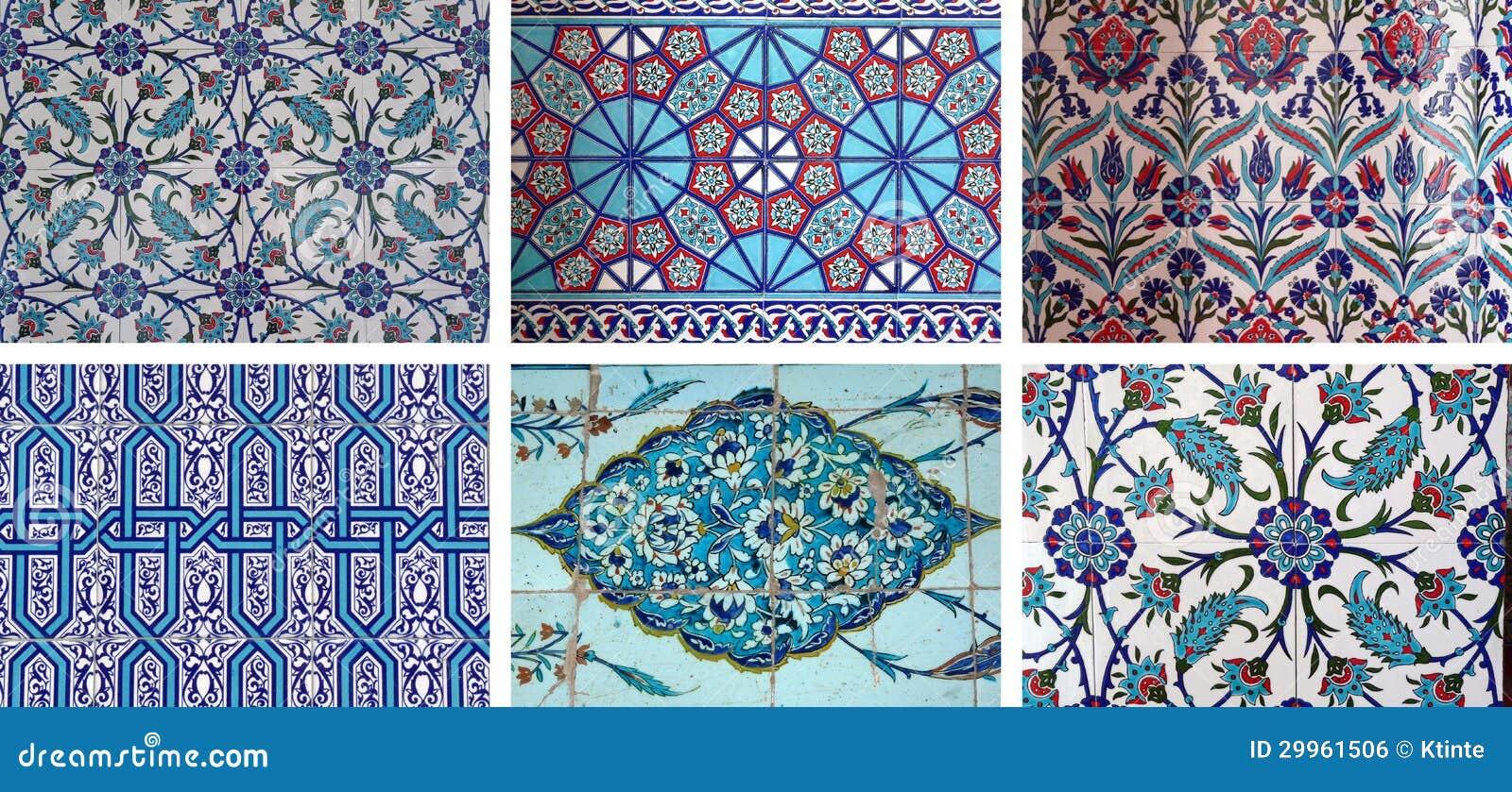 Orientalische fliesen lizenzfreies stockbild bild 29961506 - Fliesen orientalisch ...