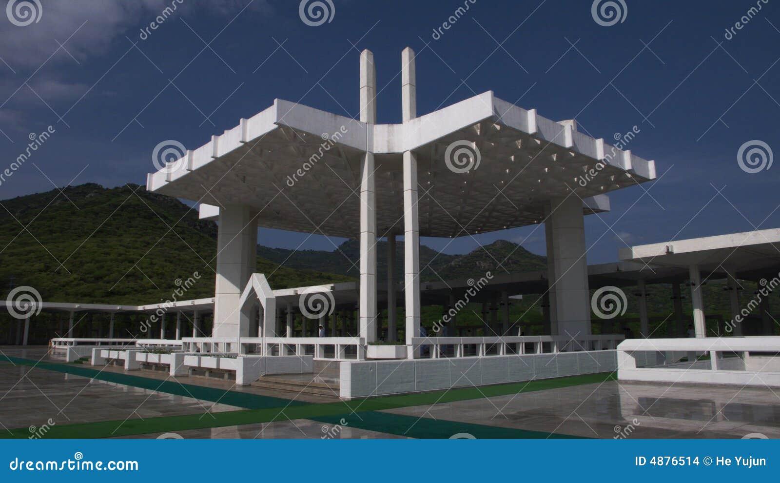 Die Shah Faisal Moschee