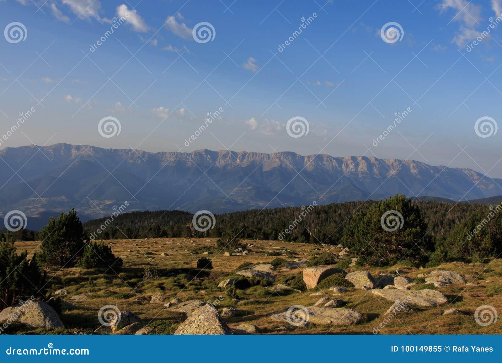 Die Sierra Del Cadà in seiner ganzer Pracht