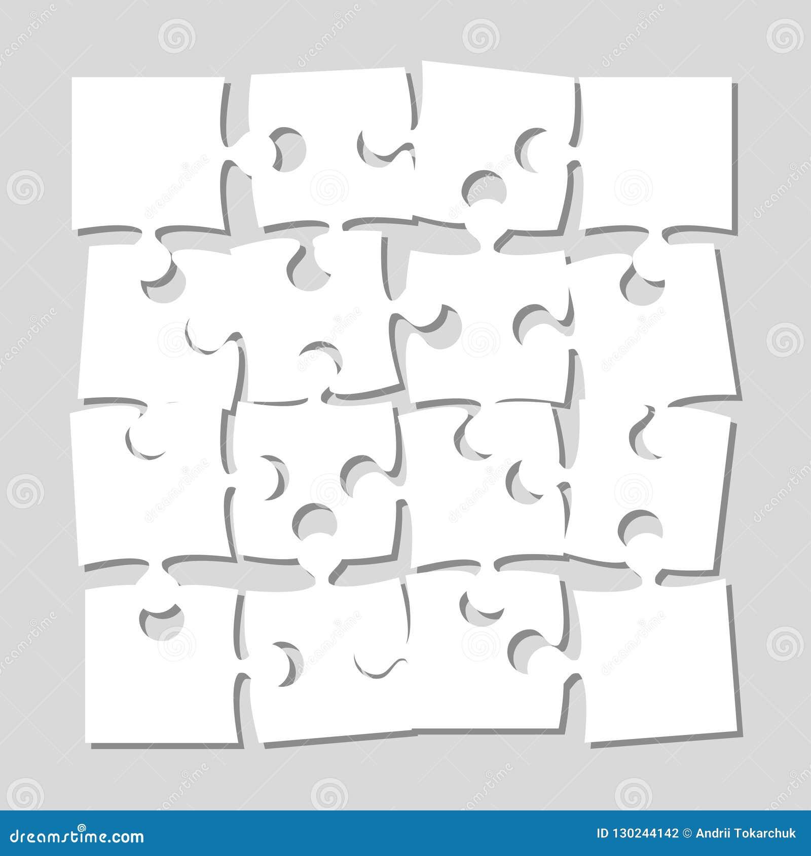 Die 16 Stücke verwirren Fahnen-Laubsäge des Schildes