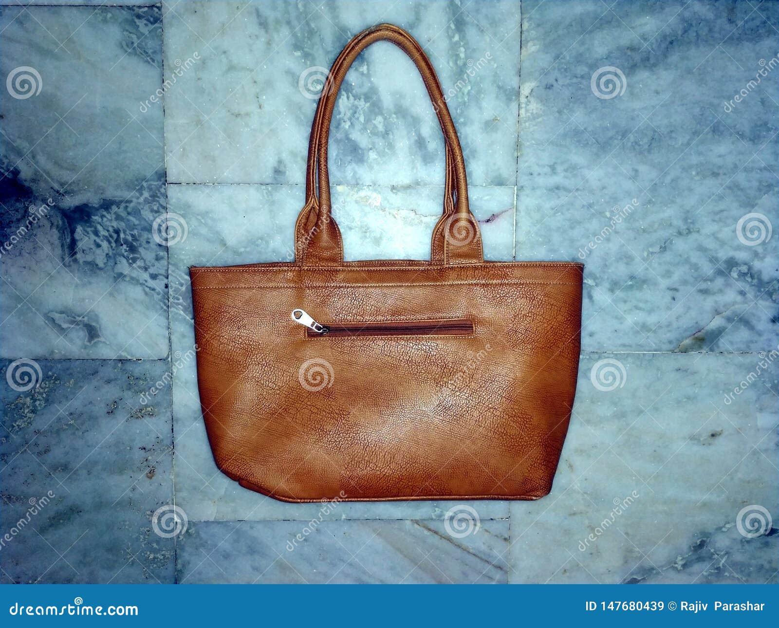 Die stilvollen Mode-Accessoires der Frauen ?berziehen Frauenhandtasche mit Leder