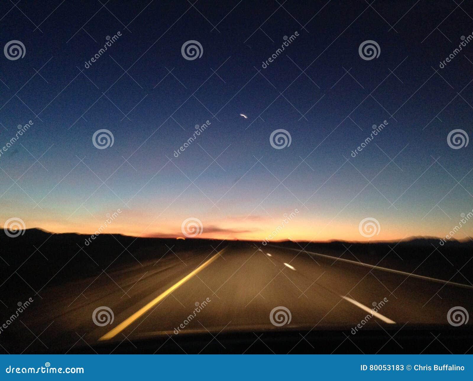 Die Straße voran