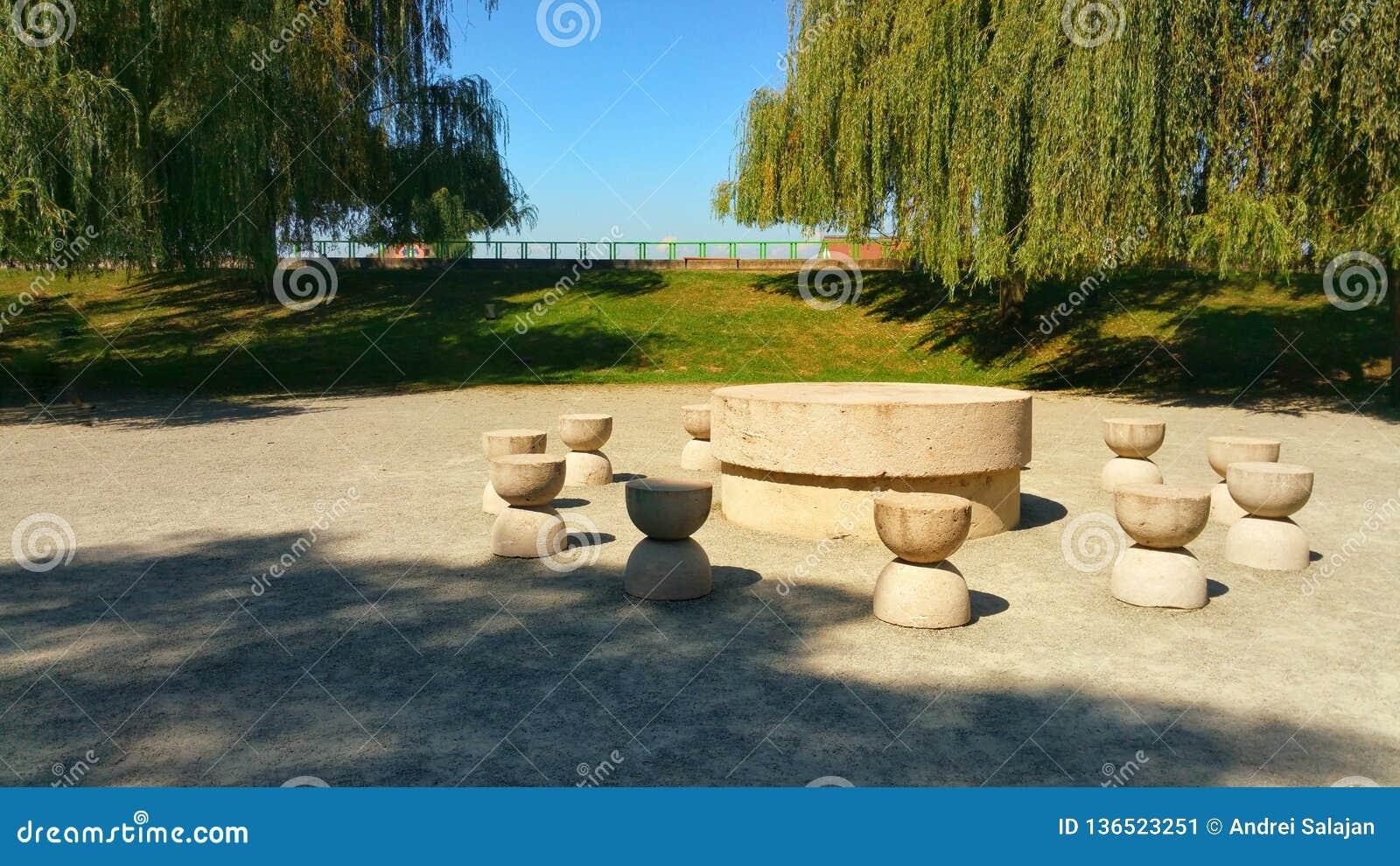 Die Tabelle der Ruhe