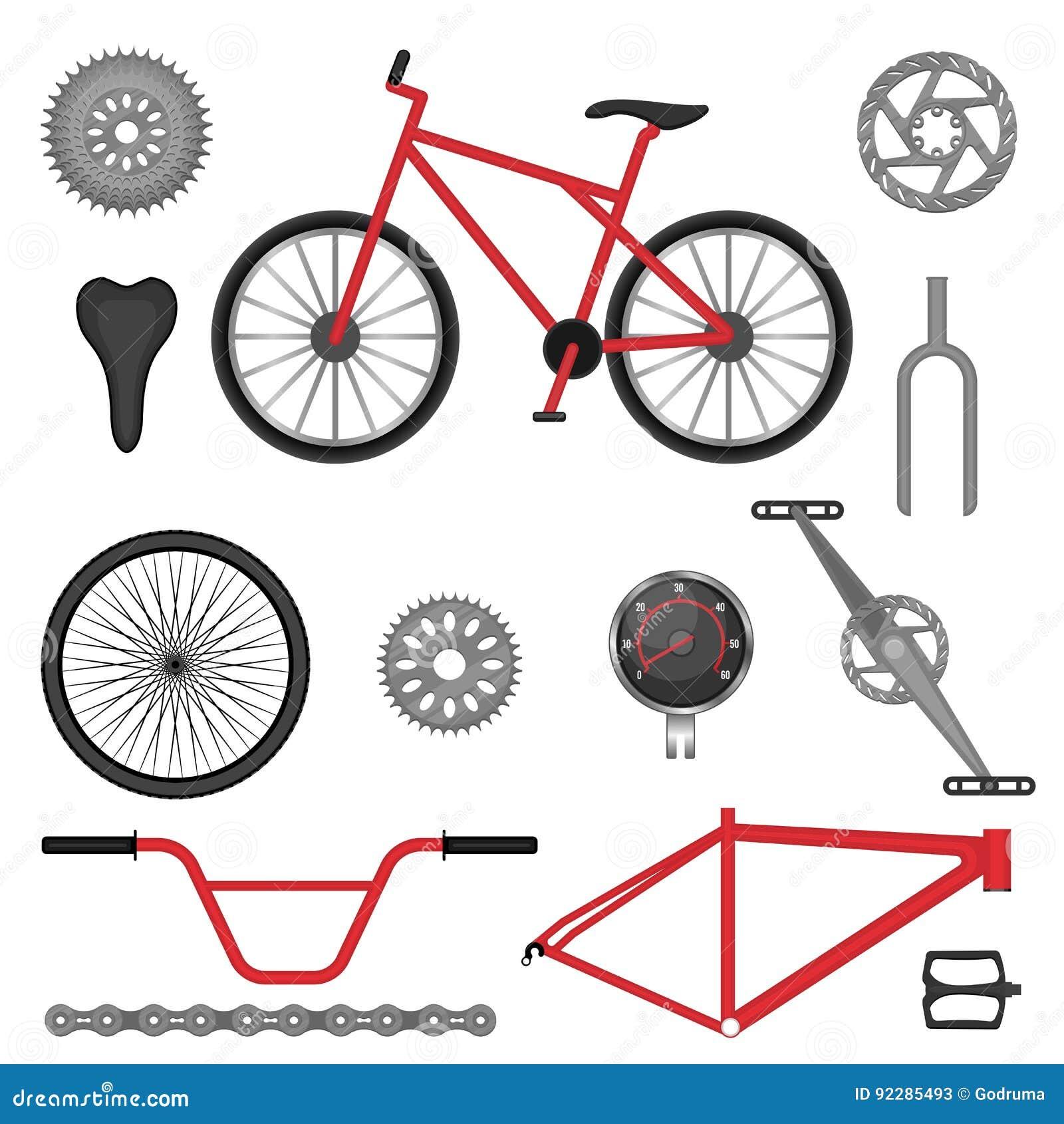 Die Teile BMX Fahren Sportfahrrad Das Nicht Für Den Straßenverkehr ...