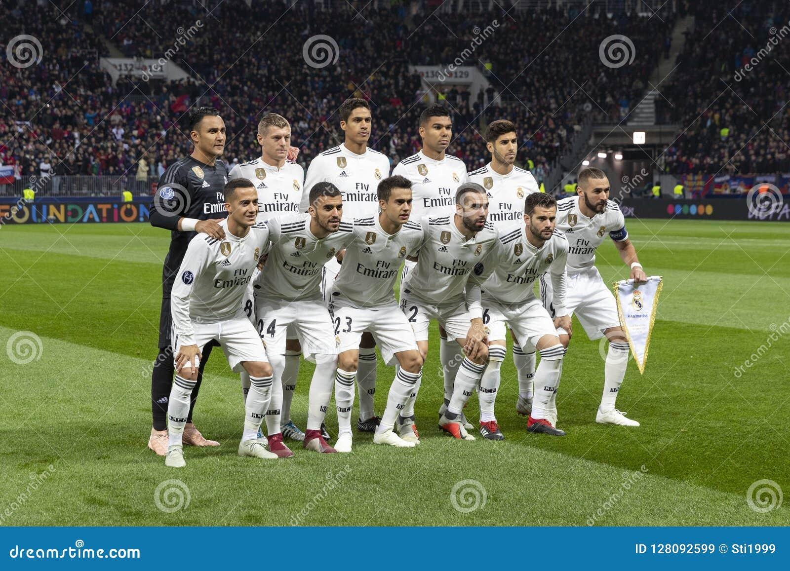 Die UEFA verficht Punktspiel an Luzhniki-Stadion, CSKA - Real Madrid