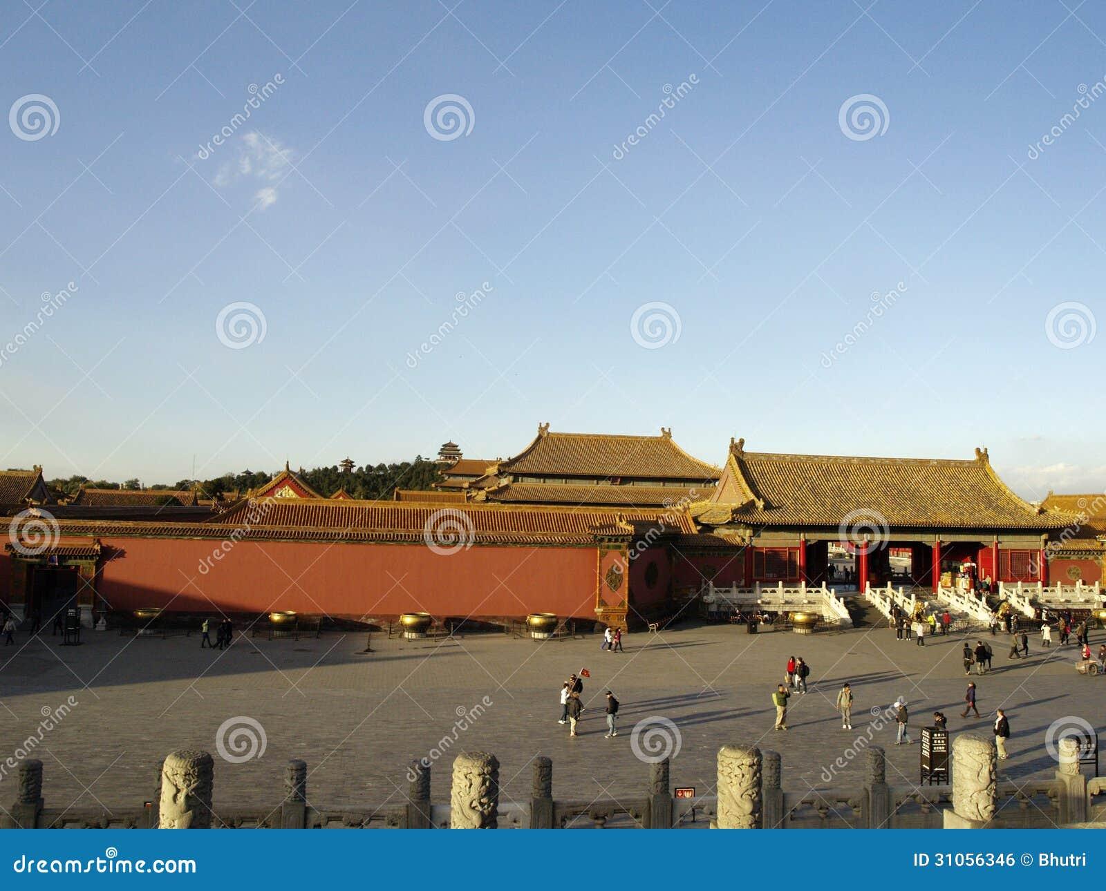 Die Verbotene Stadt (Kaiserpalast)