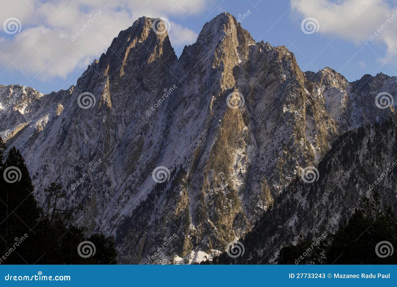 Die verzauberten Berge