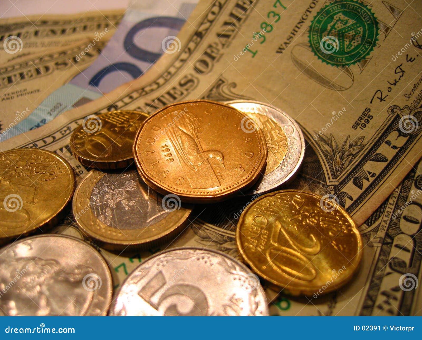 Die Welt des Geldes