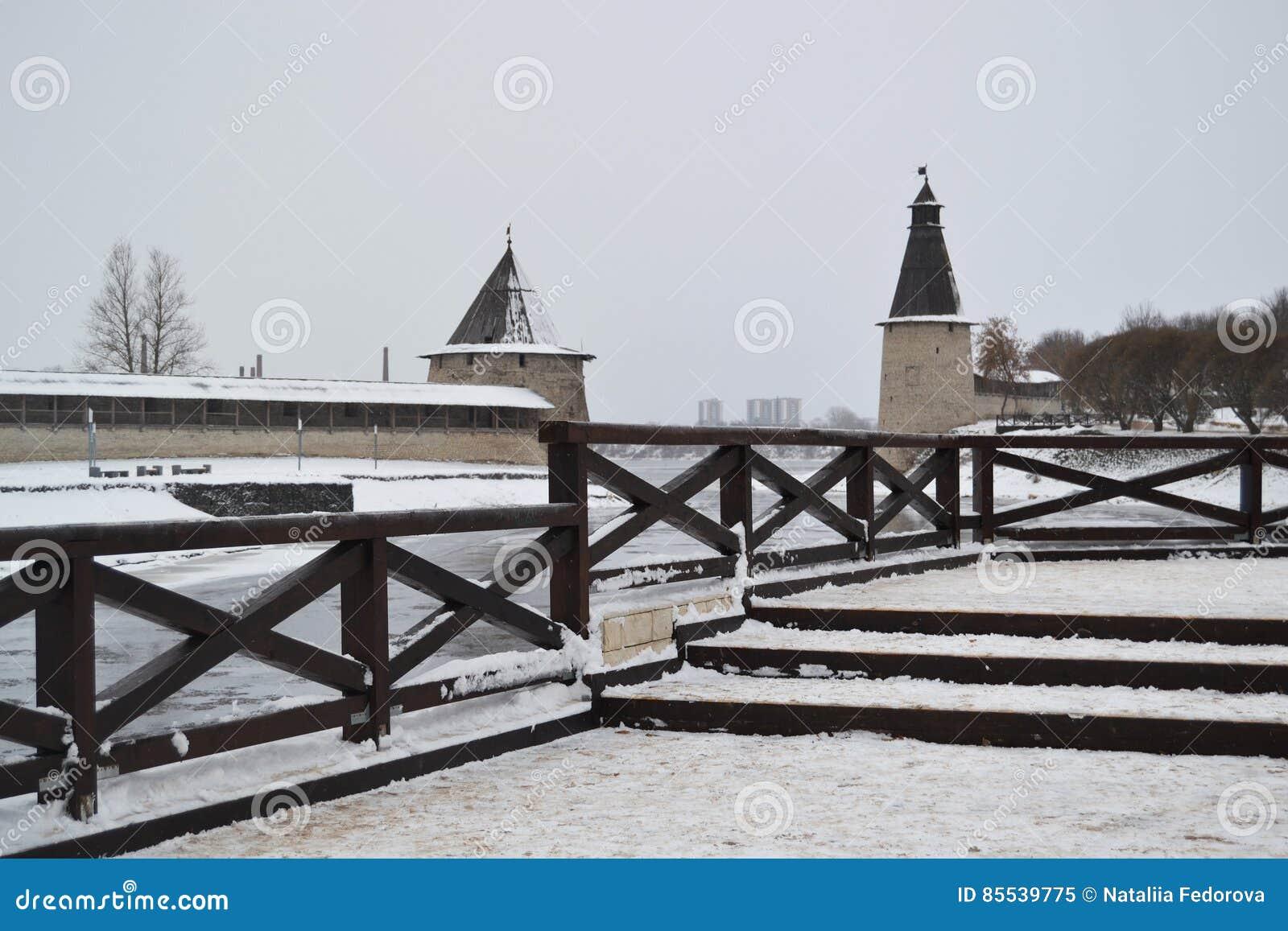 Die Winterlandschaft