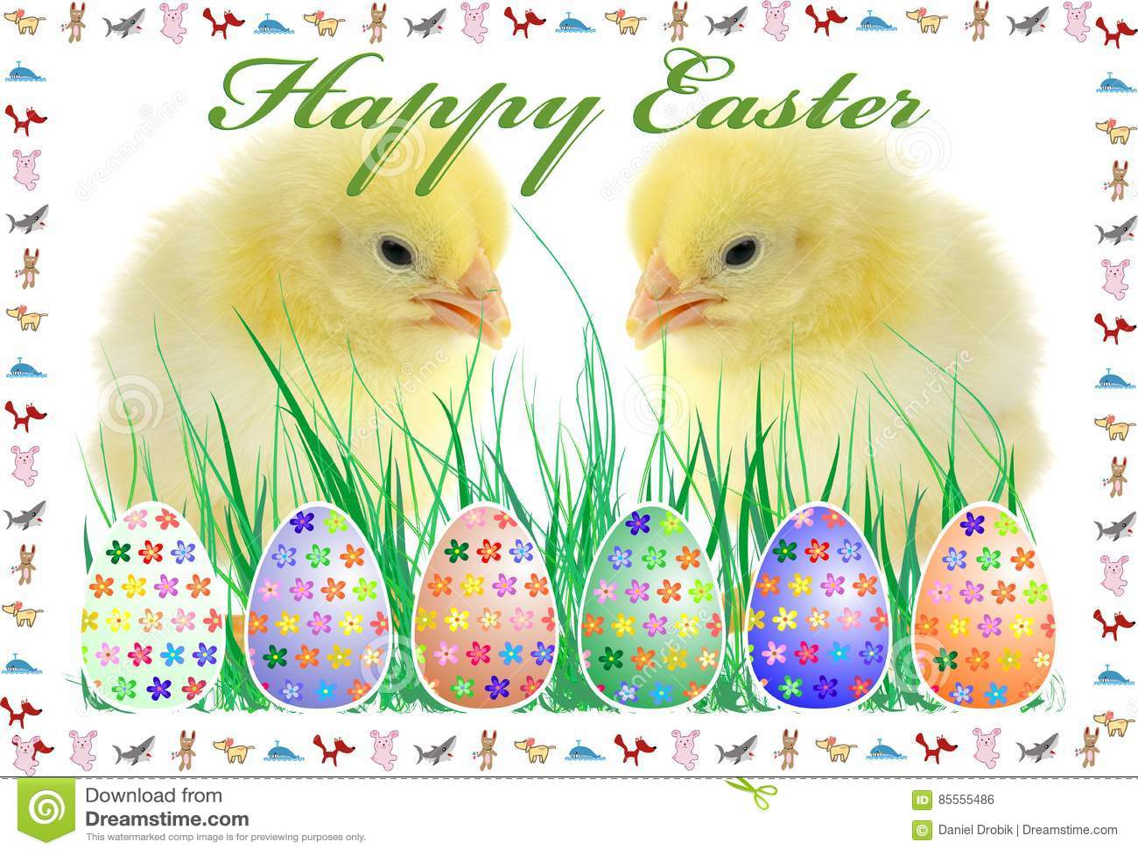 Die Zusammensetzung von Ostern