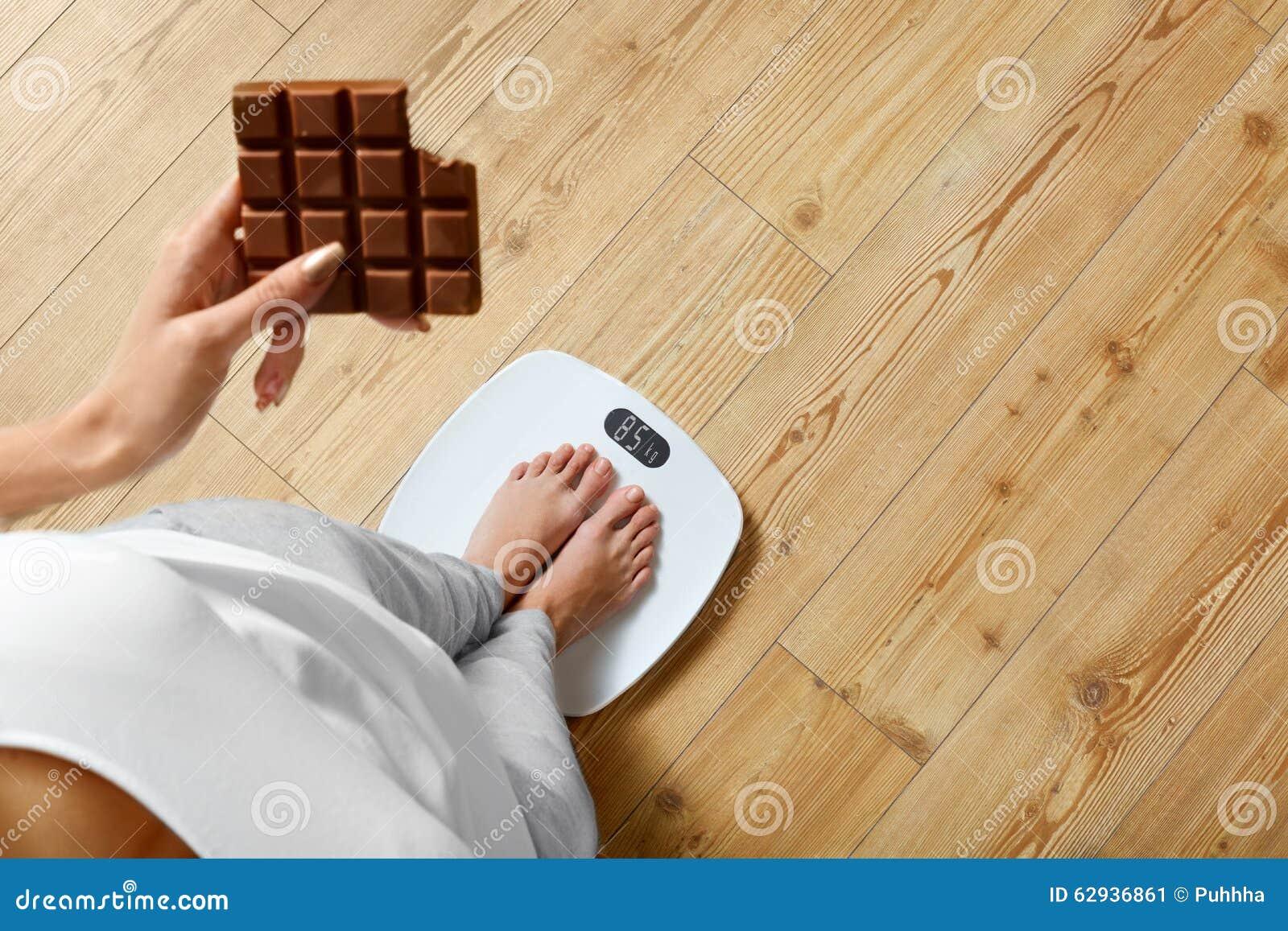 dieet vrouw calorieen