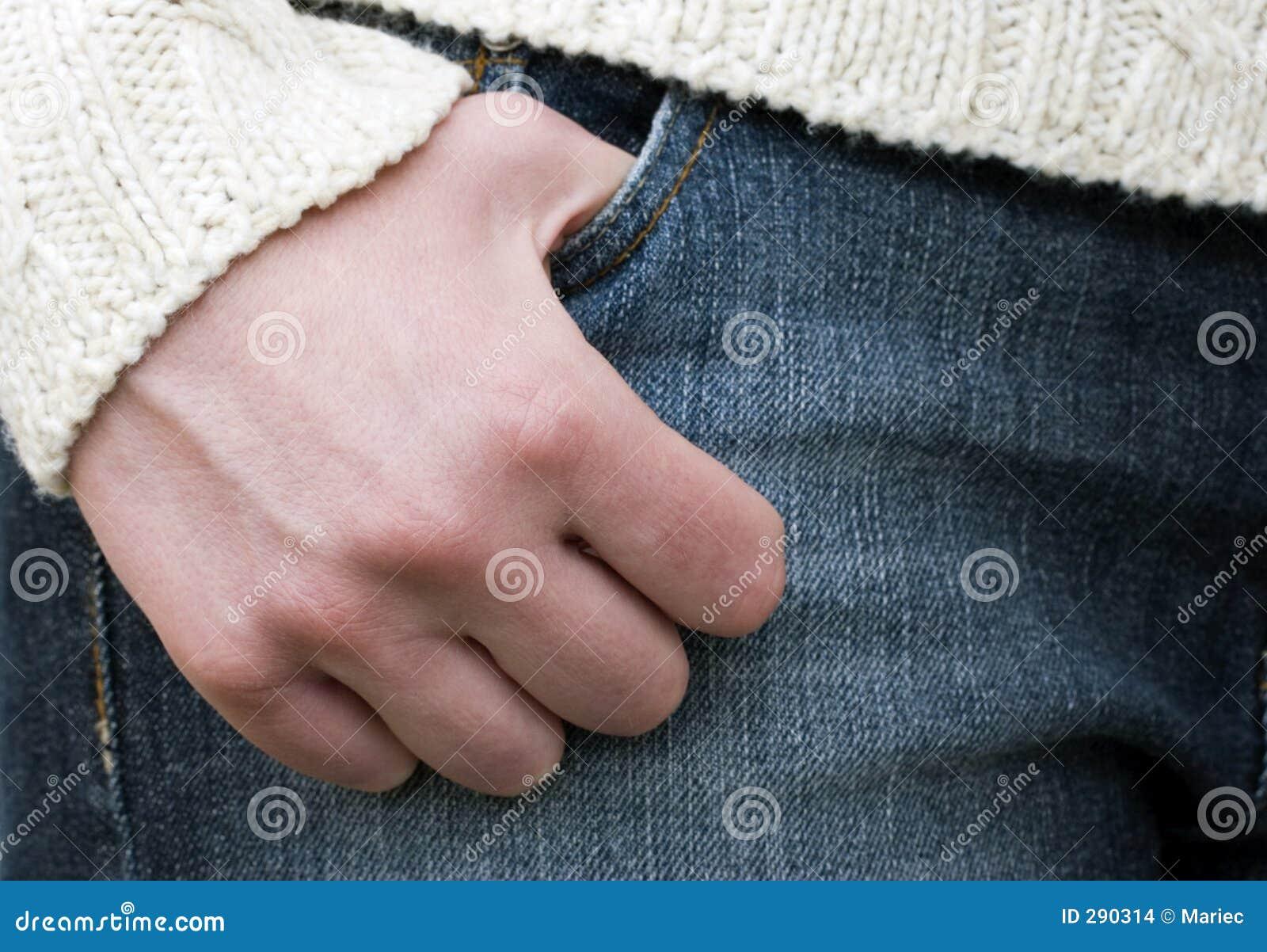 Dien een Paar Jeans in