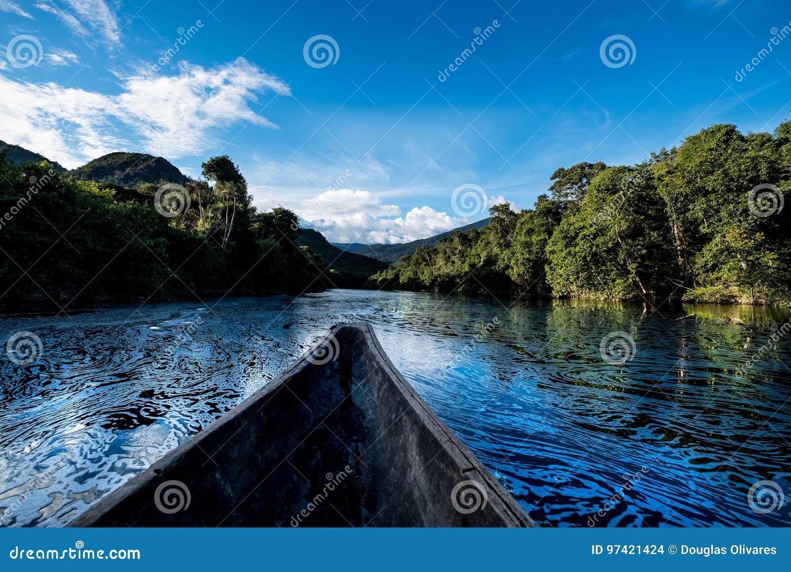 Diep in de Wildernis van Amazonië