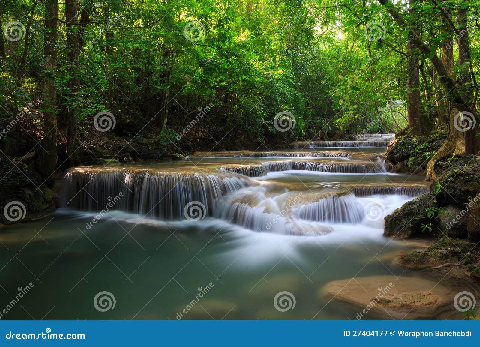 Diepe boswaterval