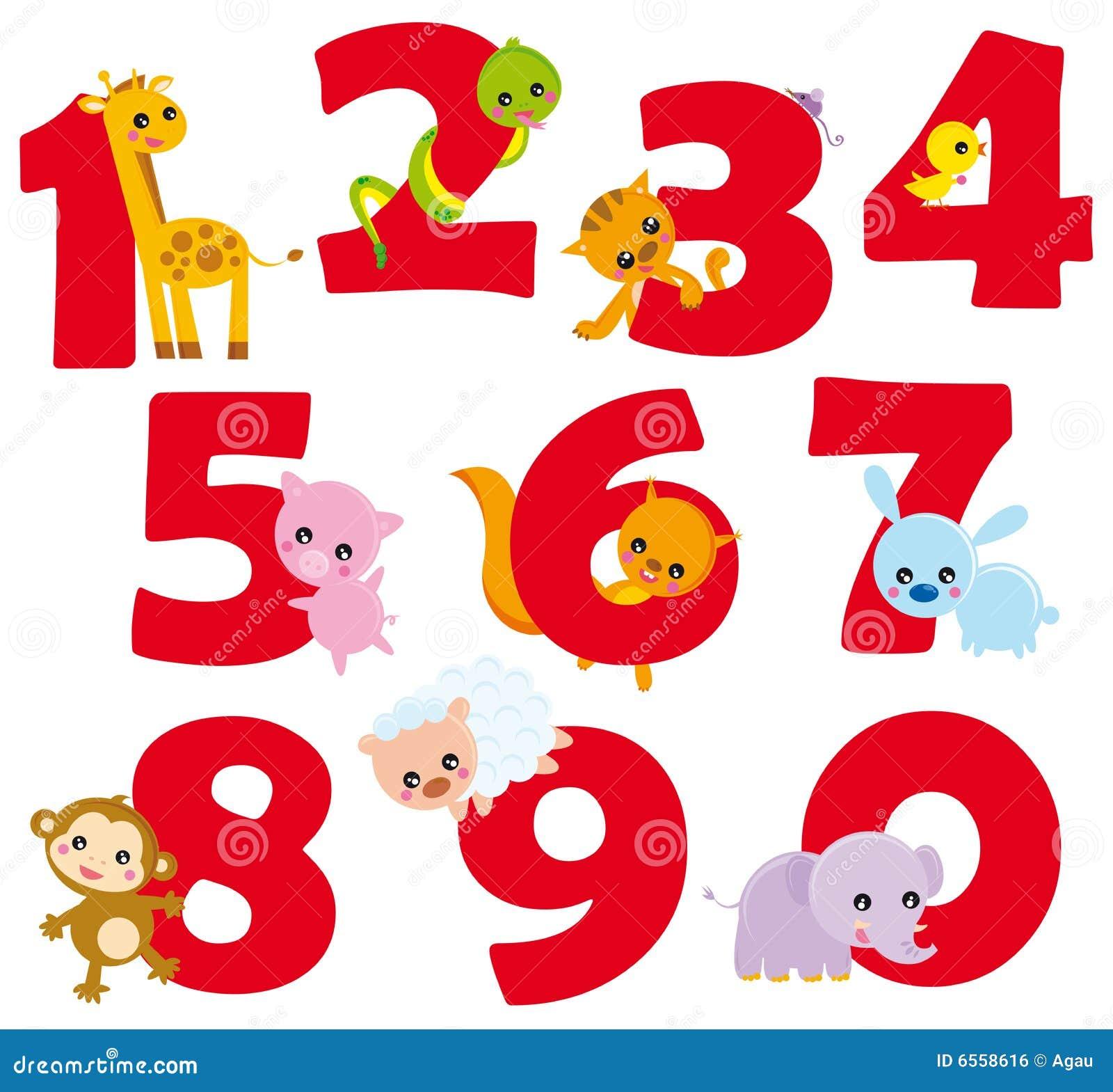 Dierlijke aantallen