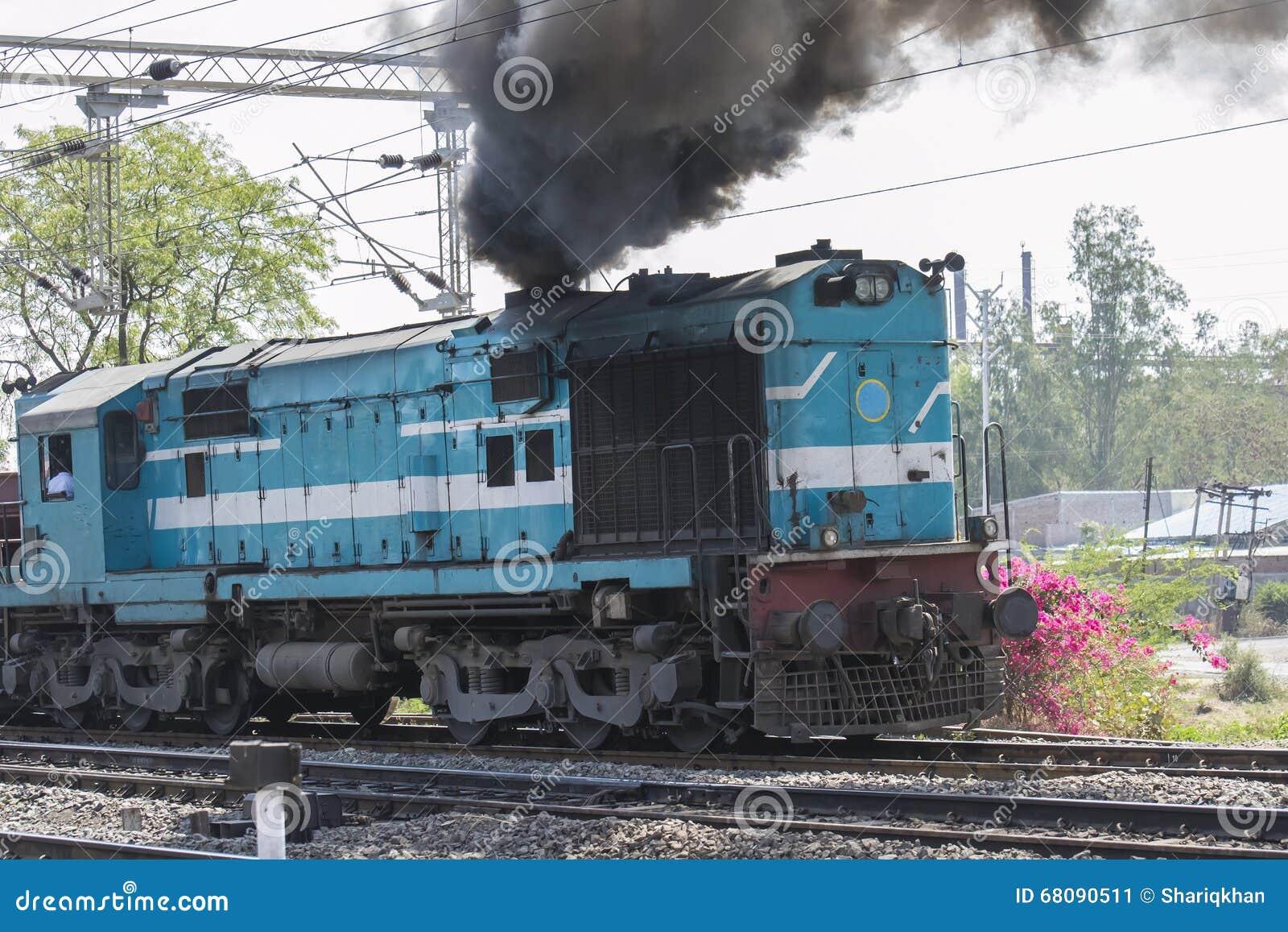 Diesel- drevmotor