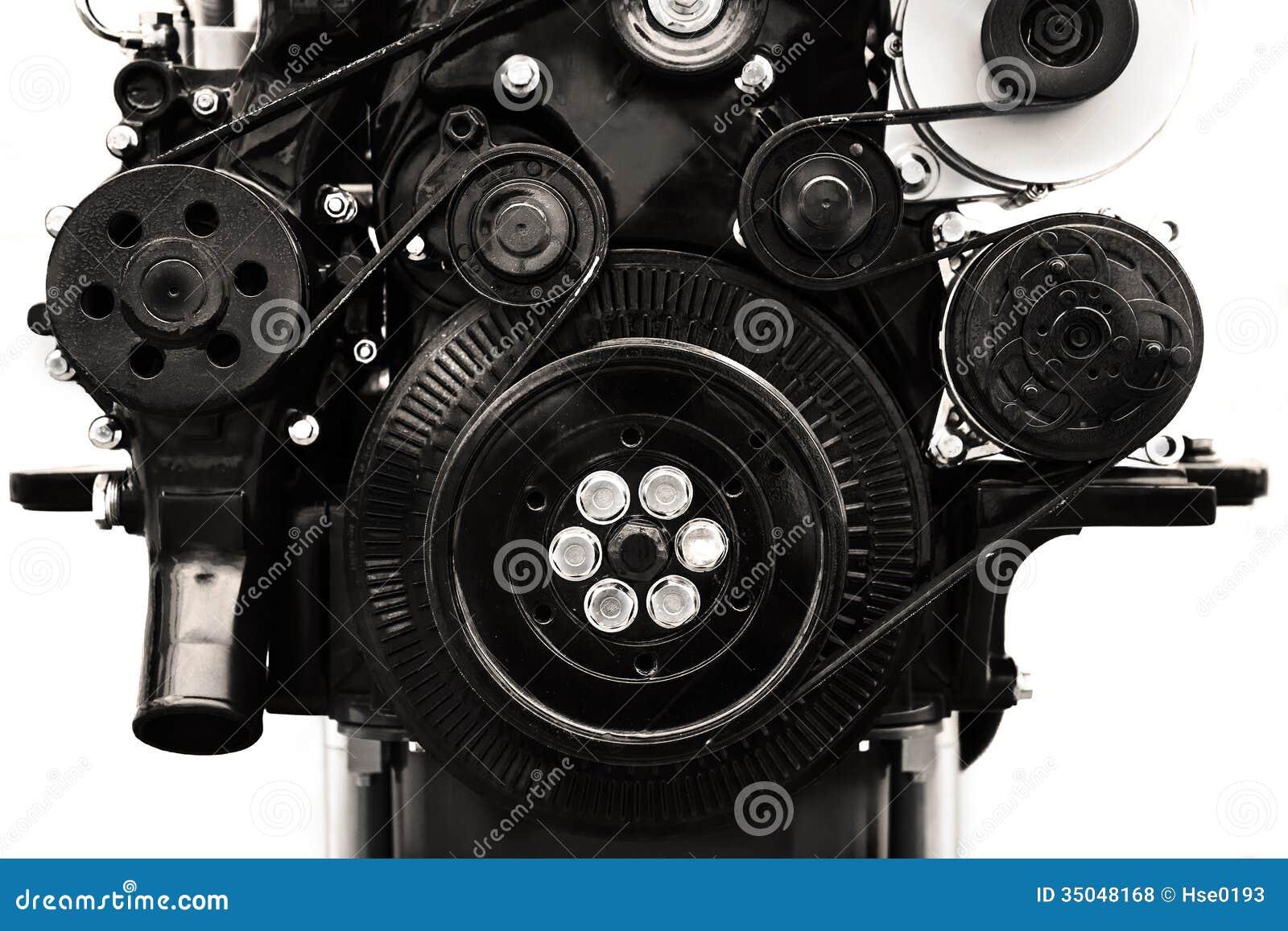 diesel engine transmission royalty free stock photos image 35048168. Black Bedroom Furniture Sets. Home Design Ideas