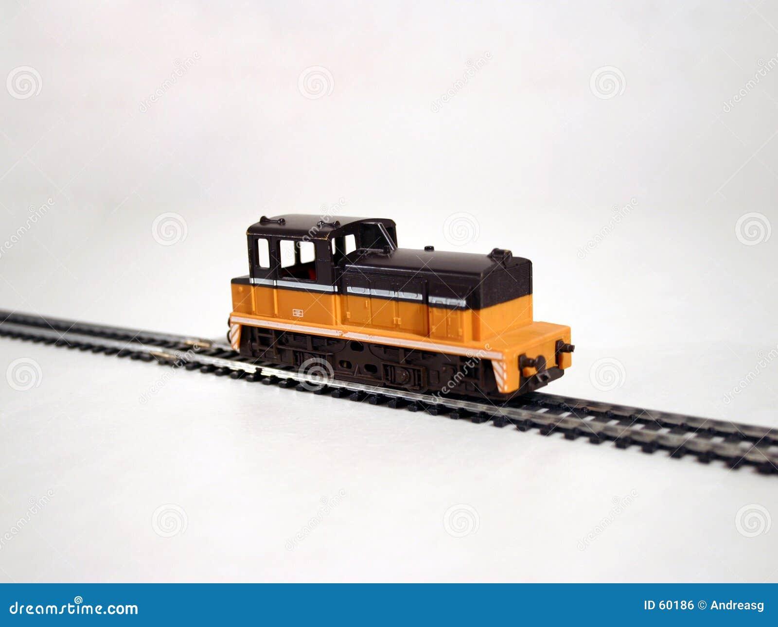 Diesel locomotief 2