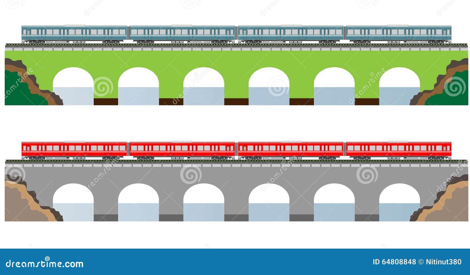 Train Bridge Illustration Stock Illustrations 3 634 Train Bridge Illustration Stock Illustrations Vectors Clipart Dreamstime