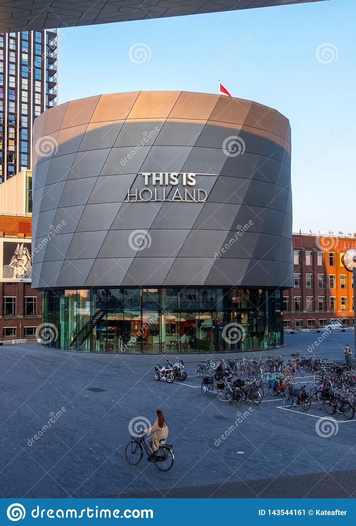 Dieses ist Holland Discover Amsterdam