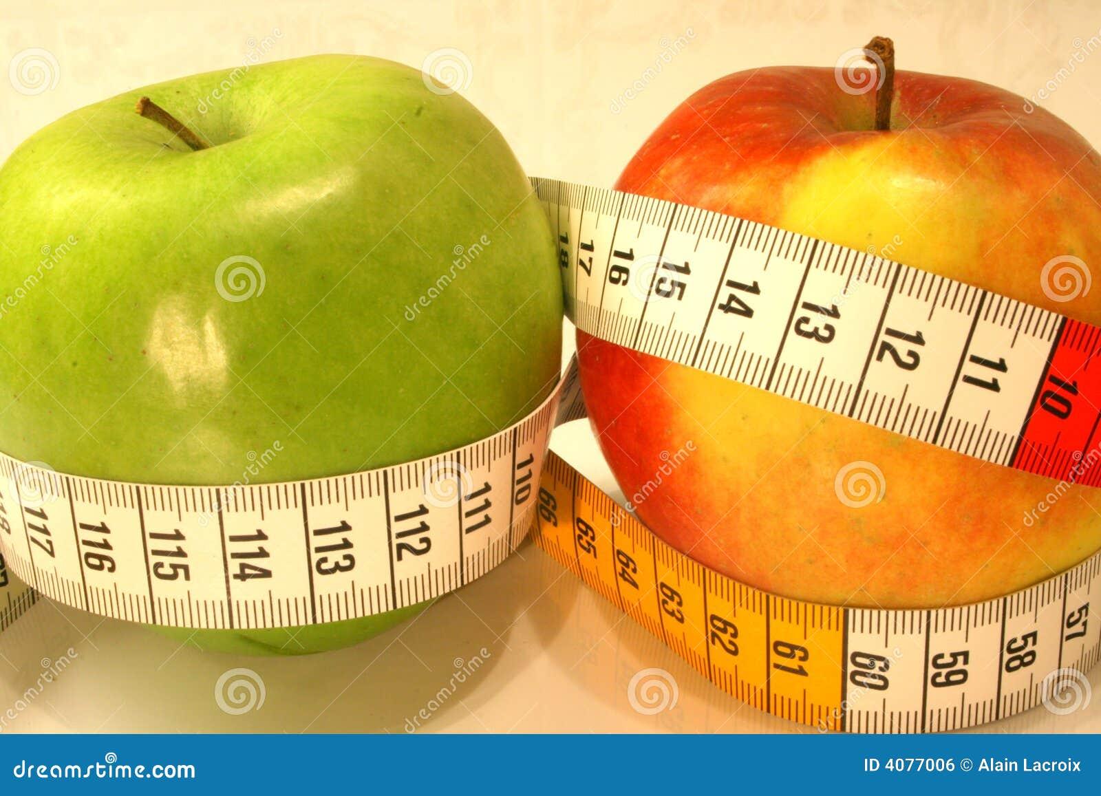 Diet apples II
