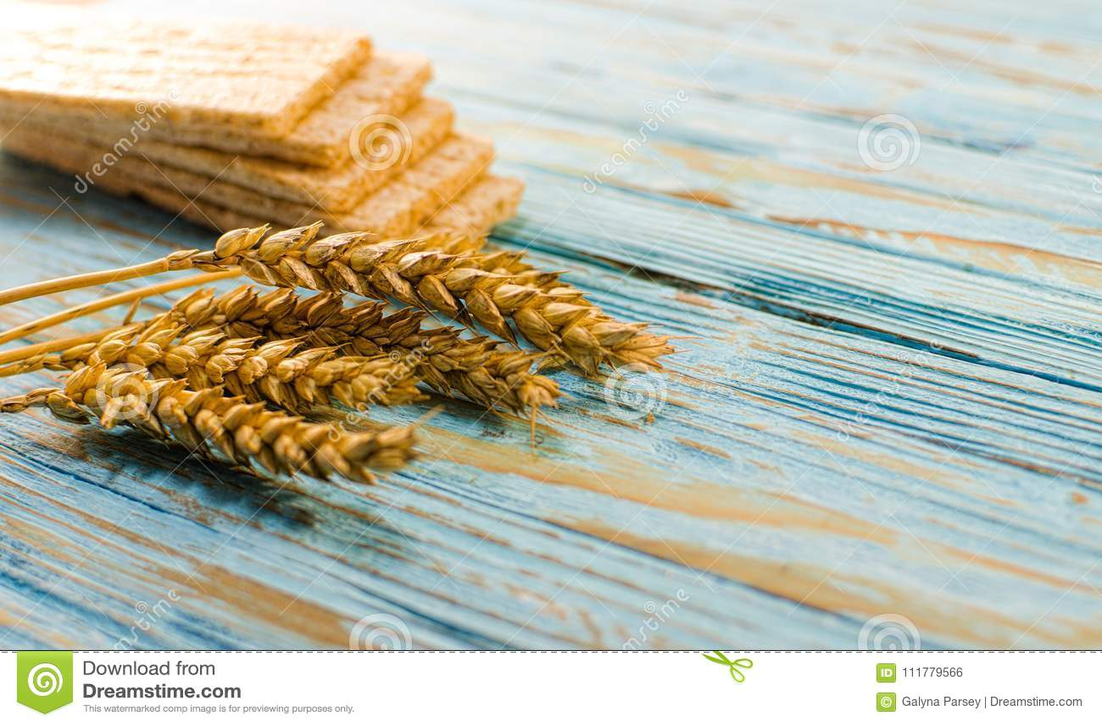 Diet-bröd som göras från sädesslag