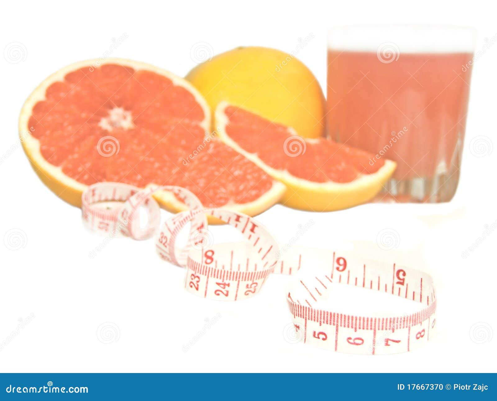 unsweetened white grapefruit juice weight loss