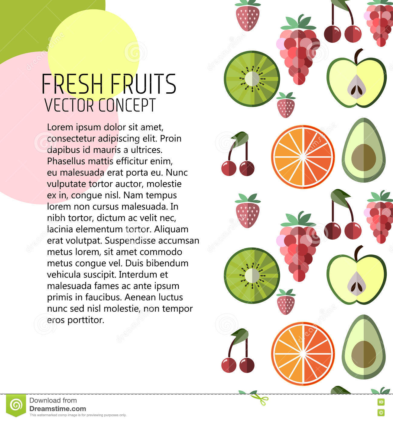 Healthy food: a selection of sites