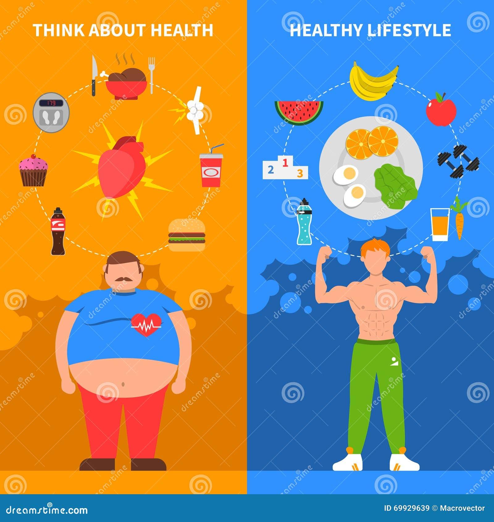 diet vertical banners stock vector   image 69929639