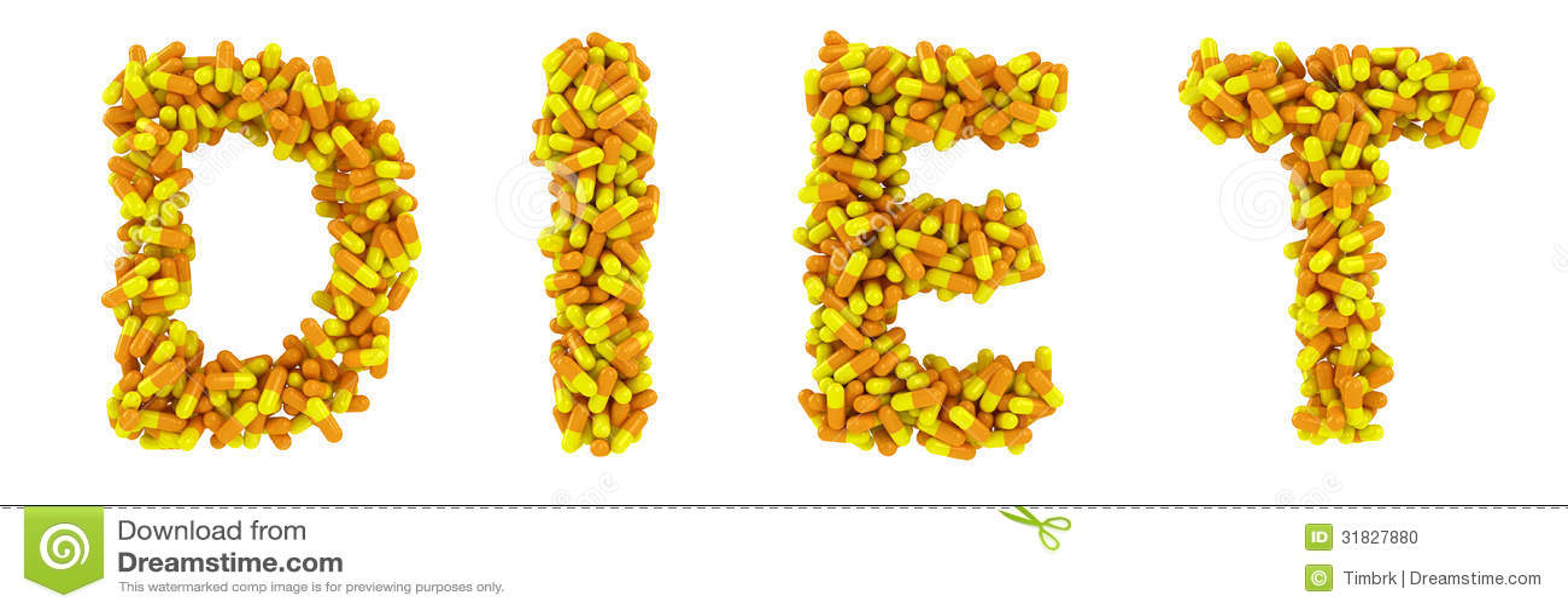 Diet Stock Photo Image 31827880
