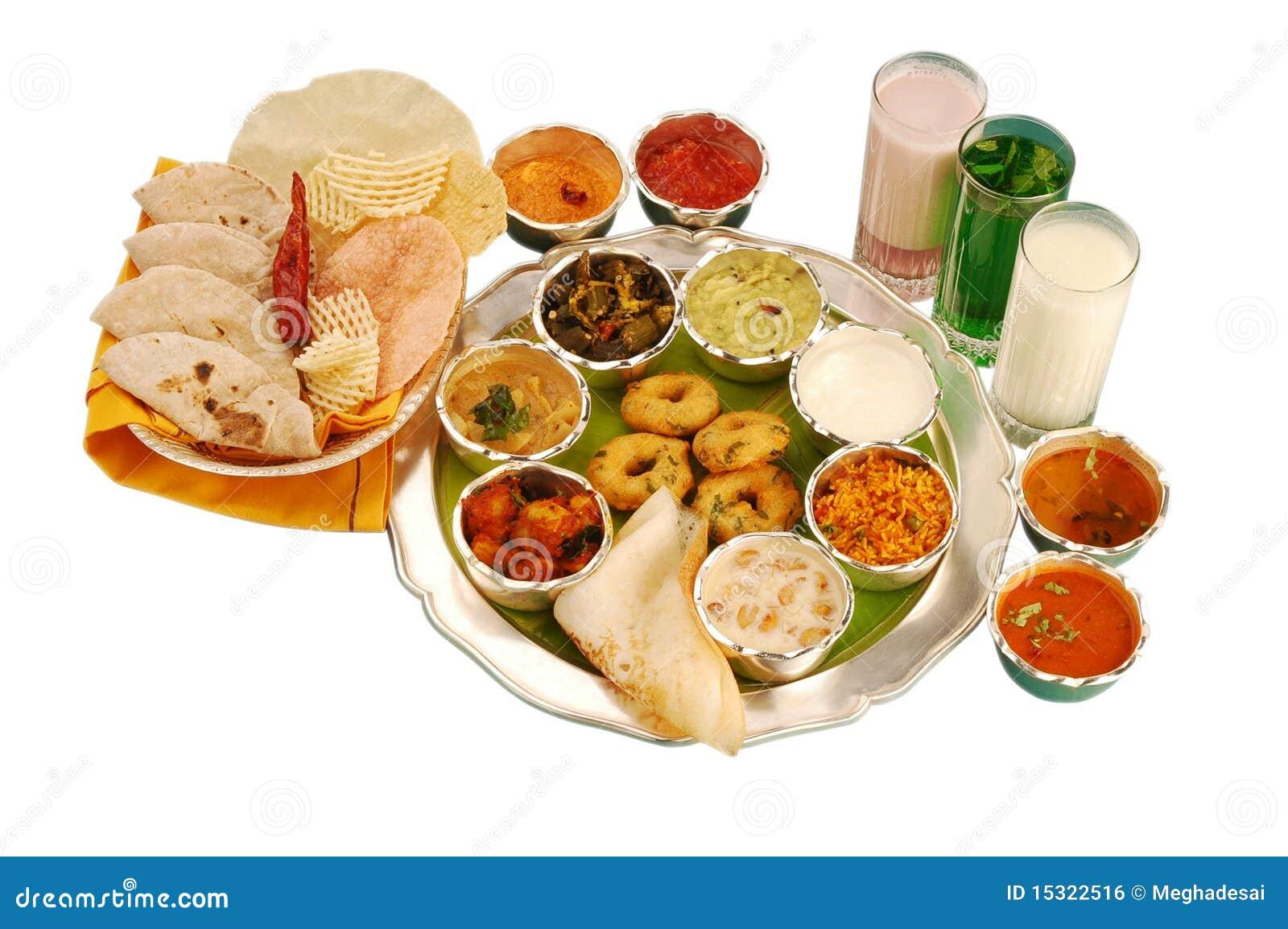 Dieta equilibrada india