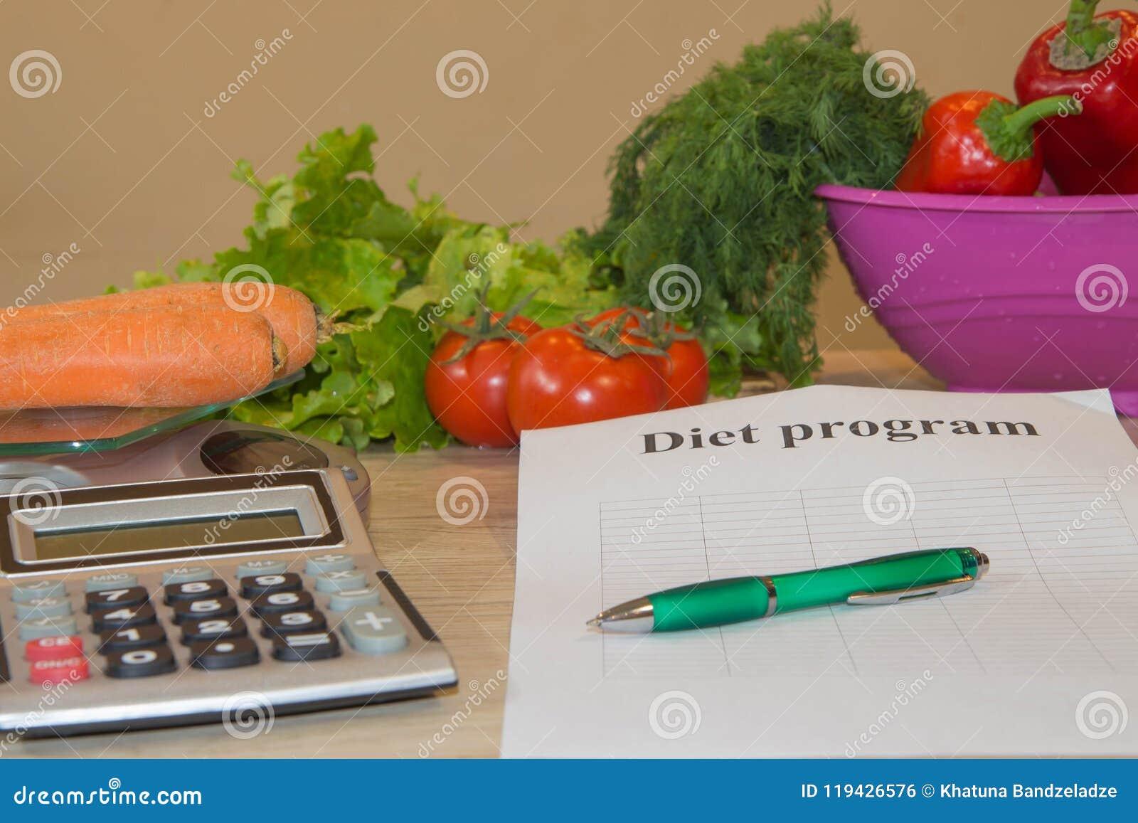dieta de control de alimentos