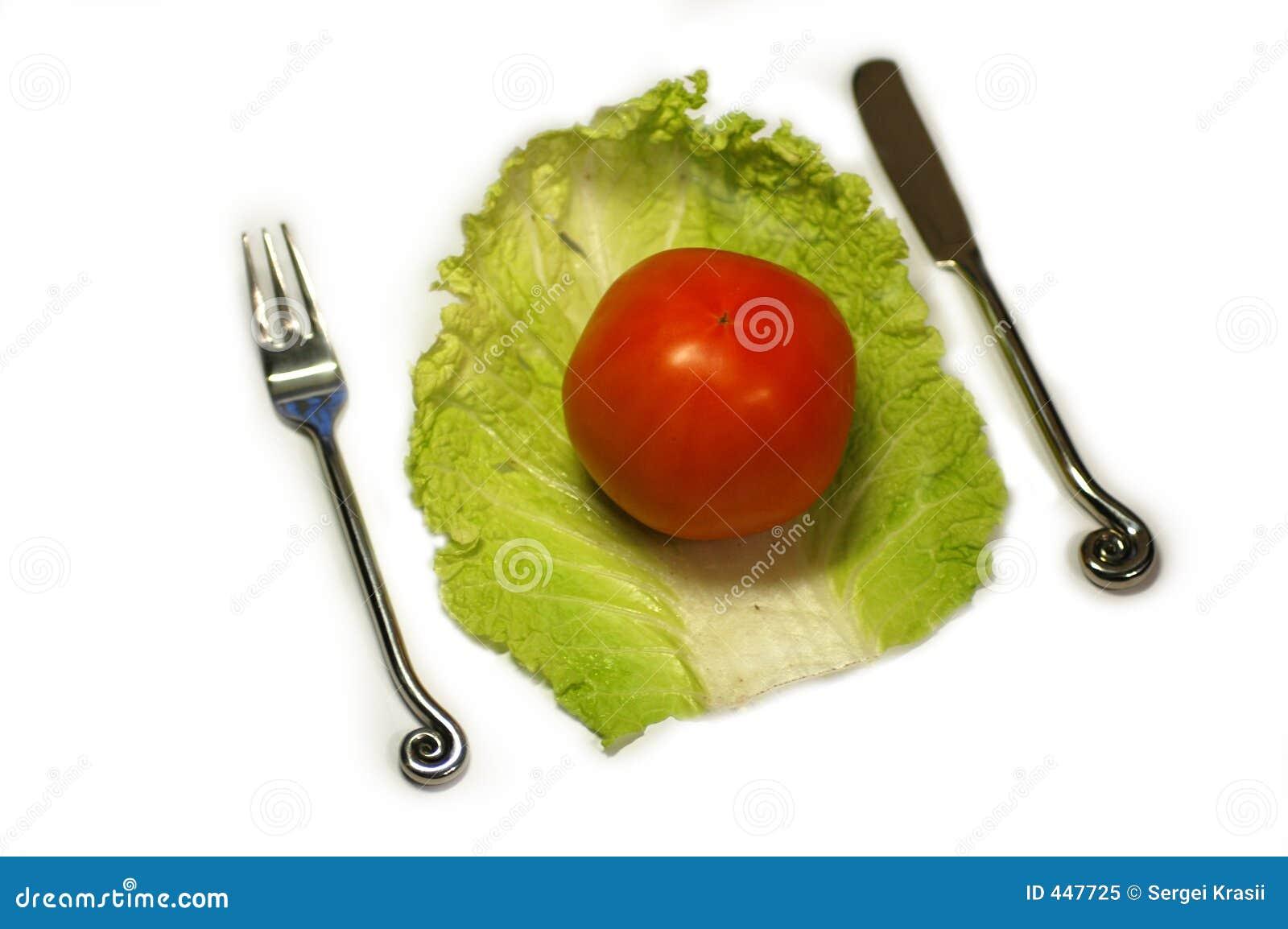 Dieta - salat