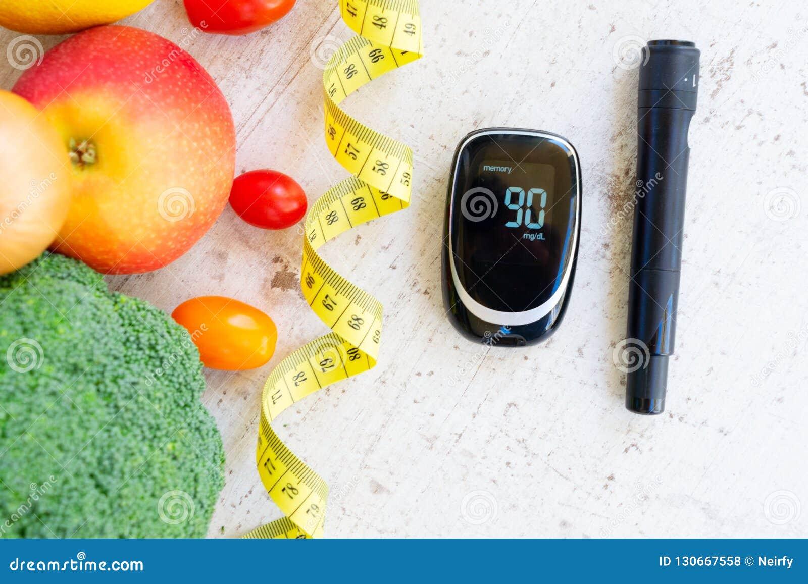 verduras crudas y diabetes