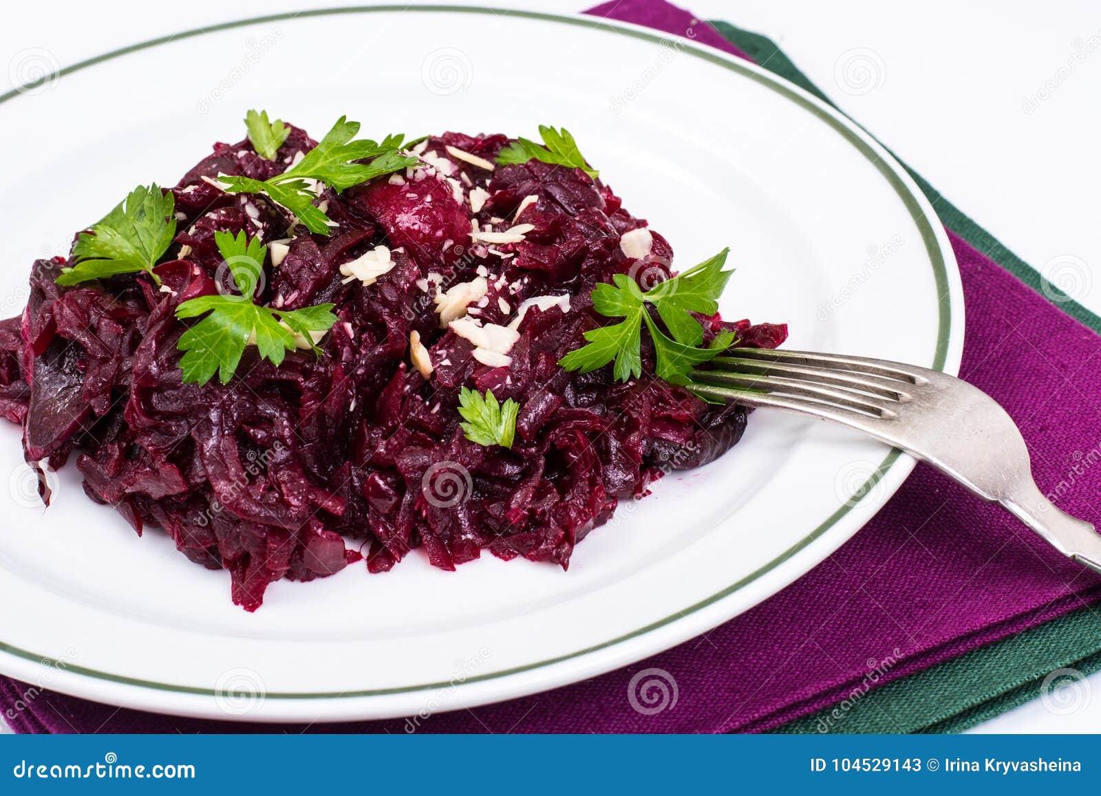 Dieta sana Insalata con le barbabietole