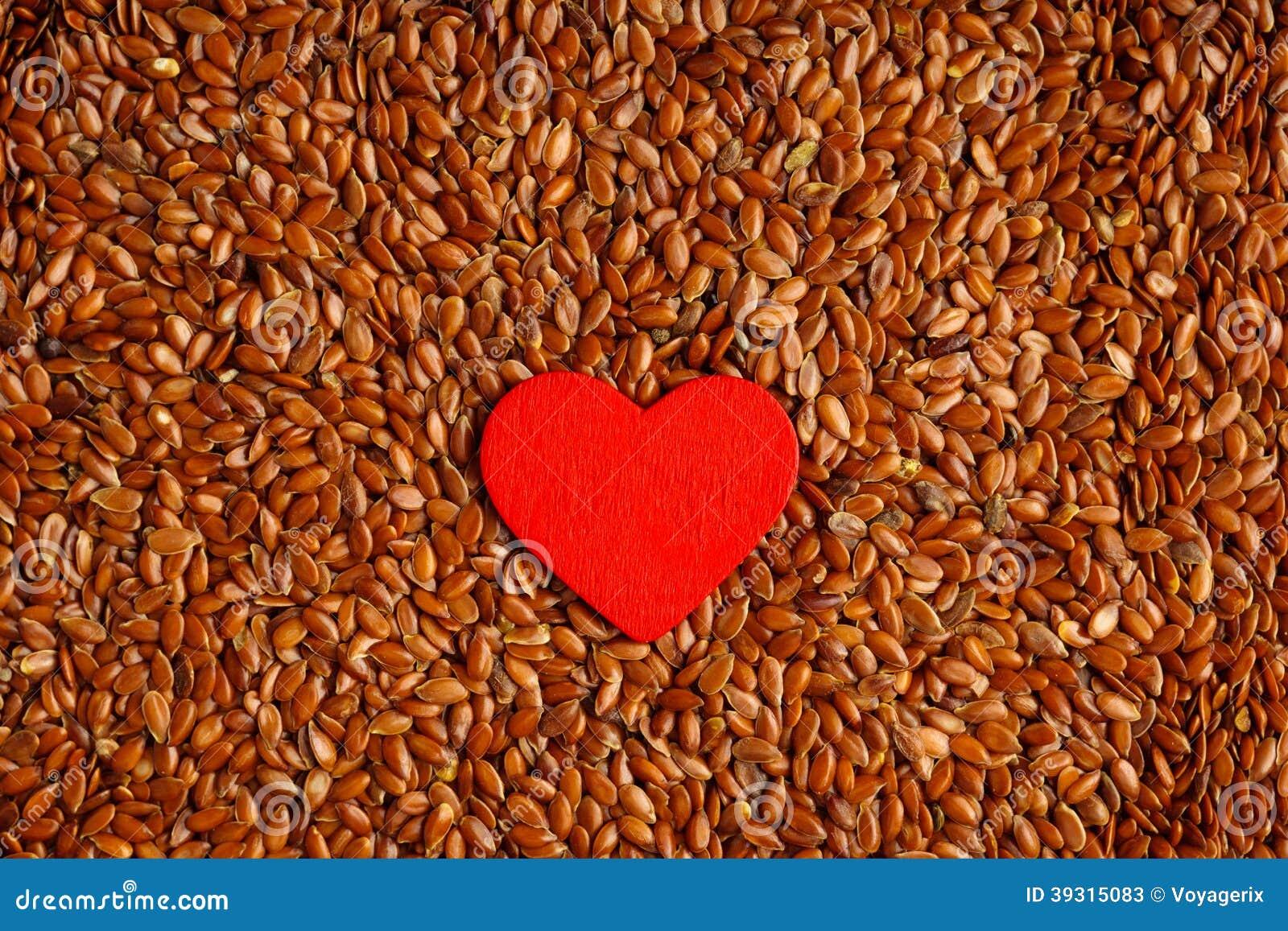 semi di semi di lino per dieta