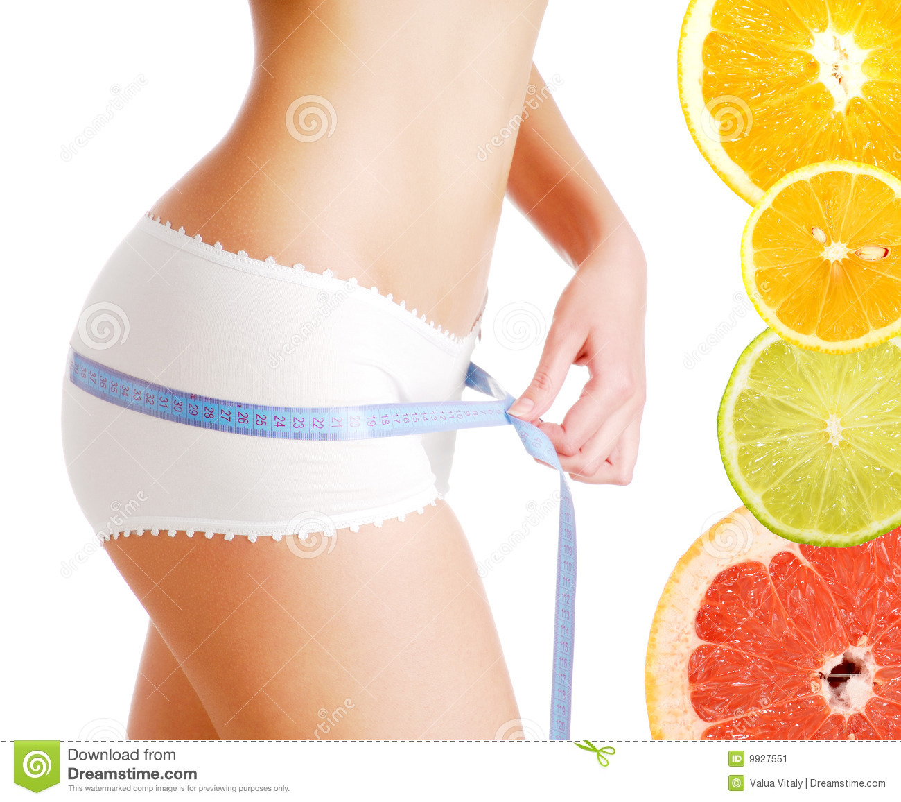 dieting on citrus fruits